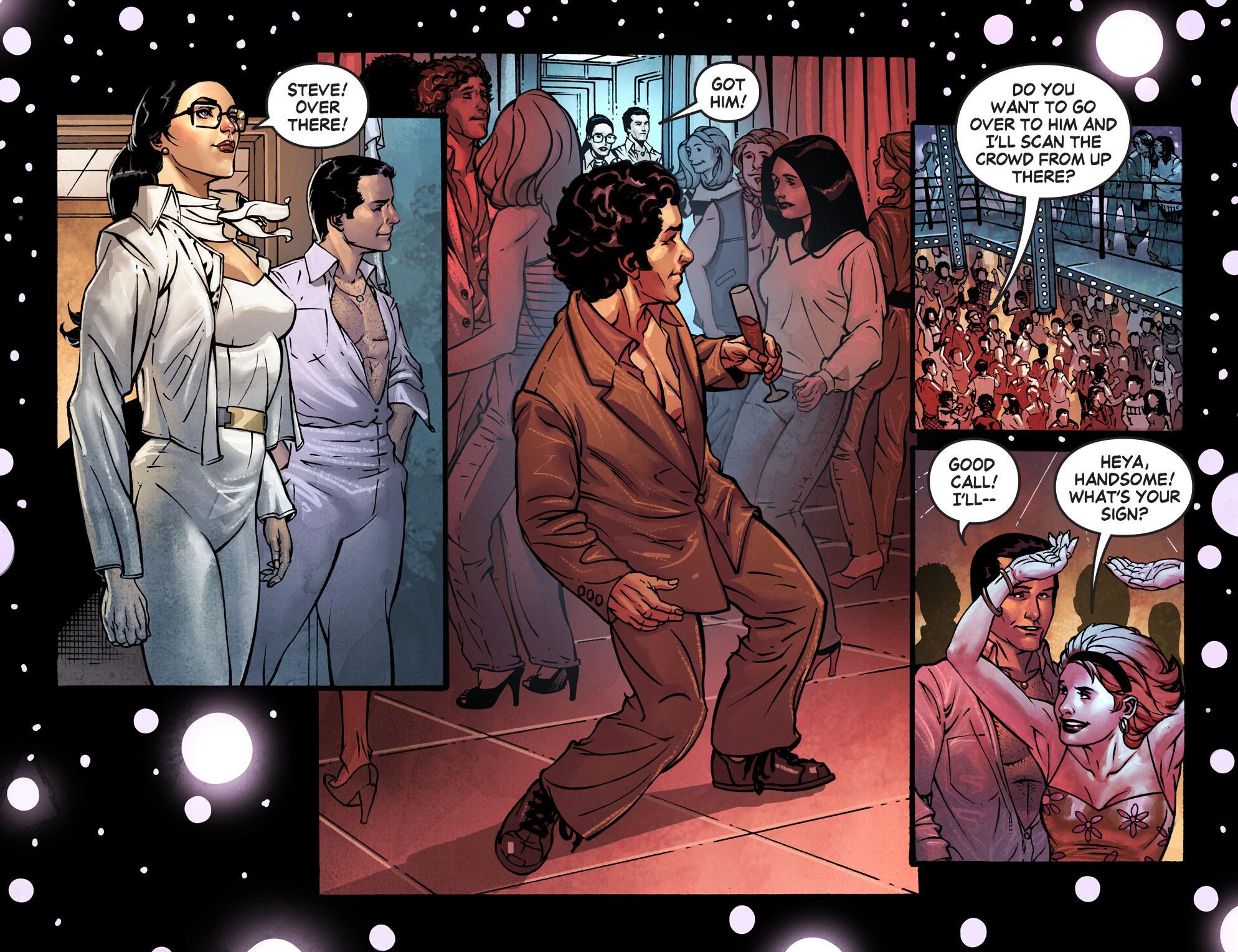 Read online Wonder Woman '77 [I] comic -  Issue #1 - 18