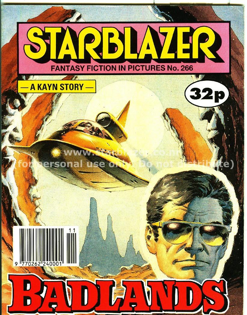 Starblazer issue 266 - Page 1