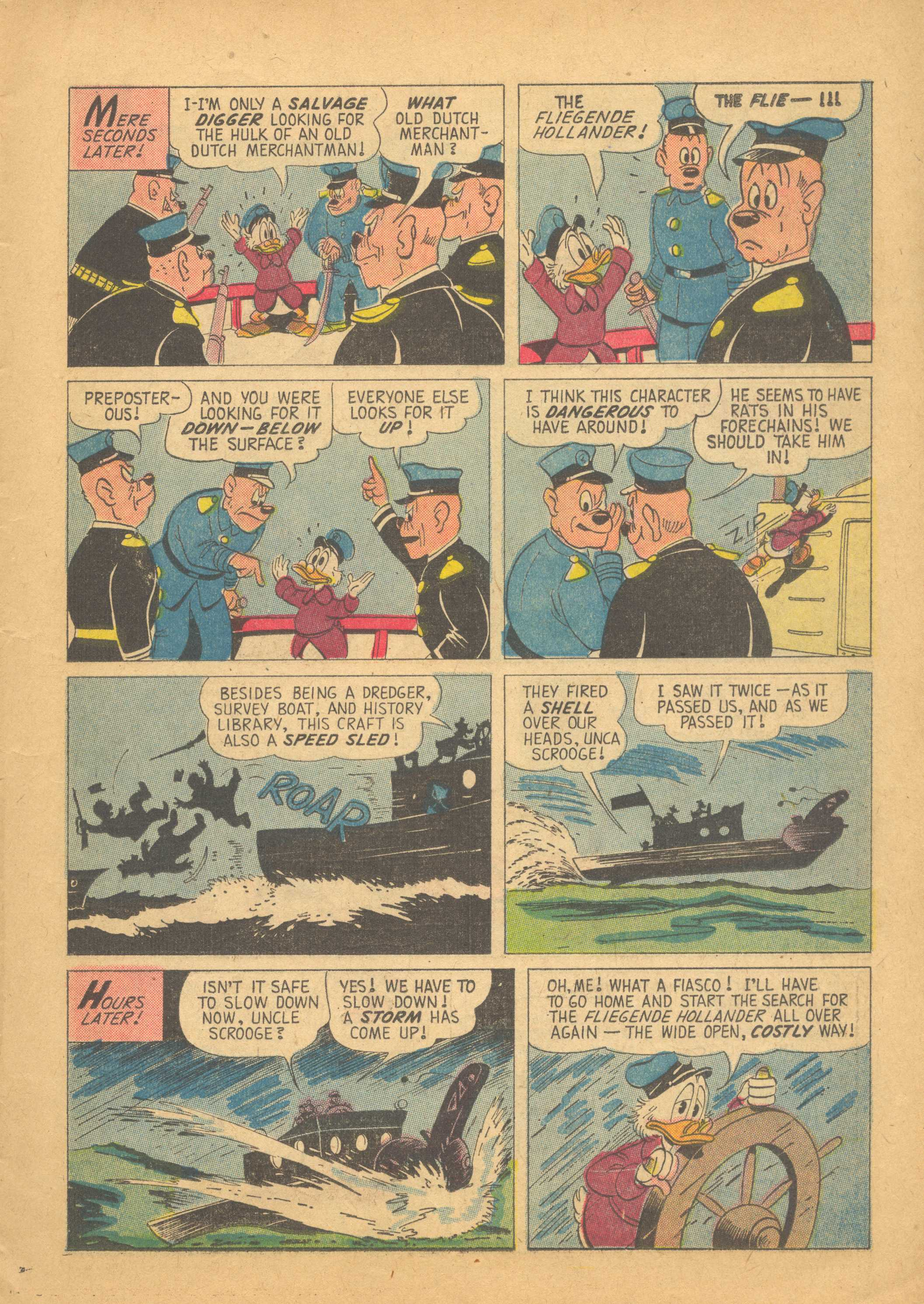 Read online Uncle Scrooge (1953) comic -  Issue #25 - 11