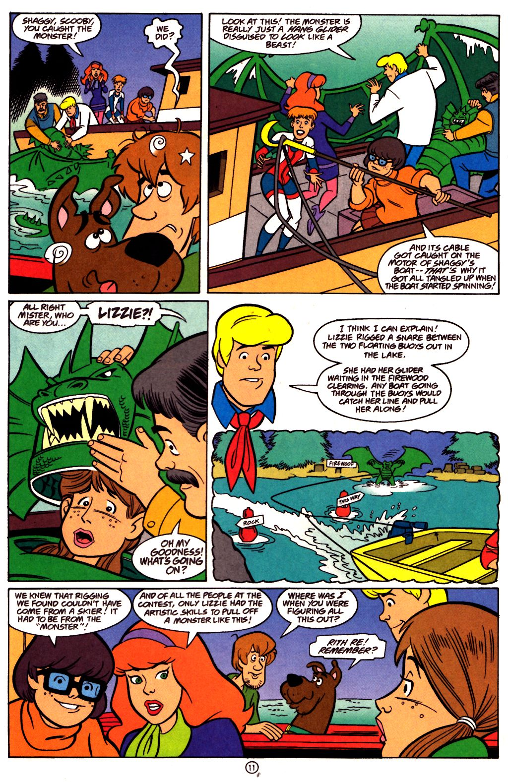 Read online Scooby-Doo (1997) comic -  Issue #23 - 13