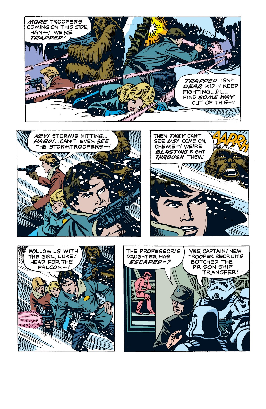 Read online Star Wars Legends: The Newspaper Strips - Epic Collection comic -  Issue # TPB (Part 2) - 87