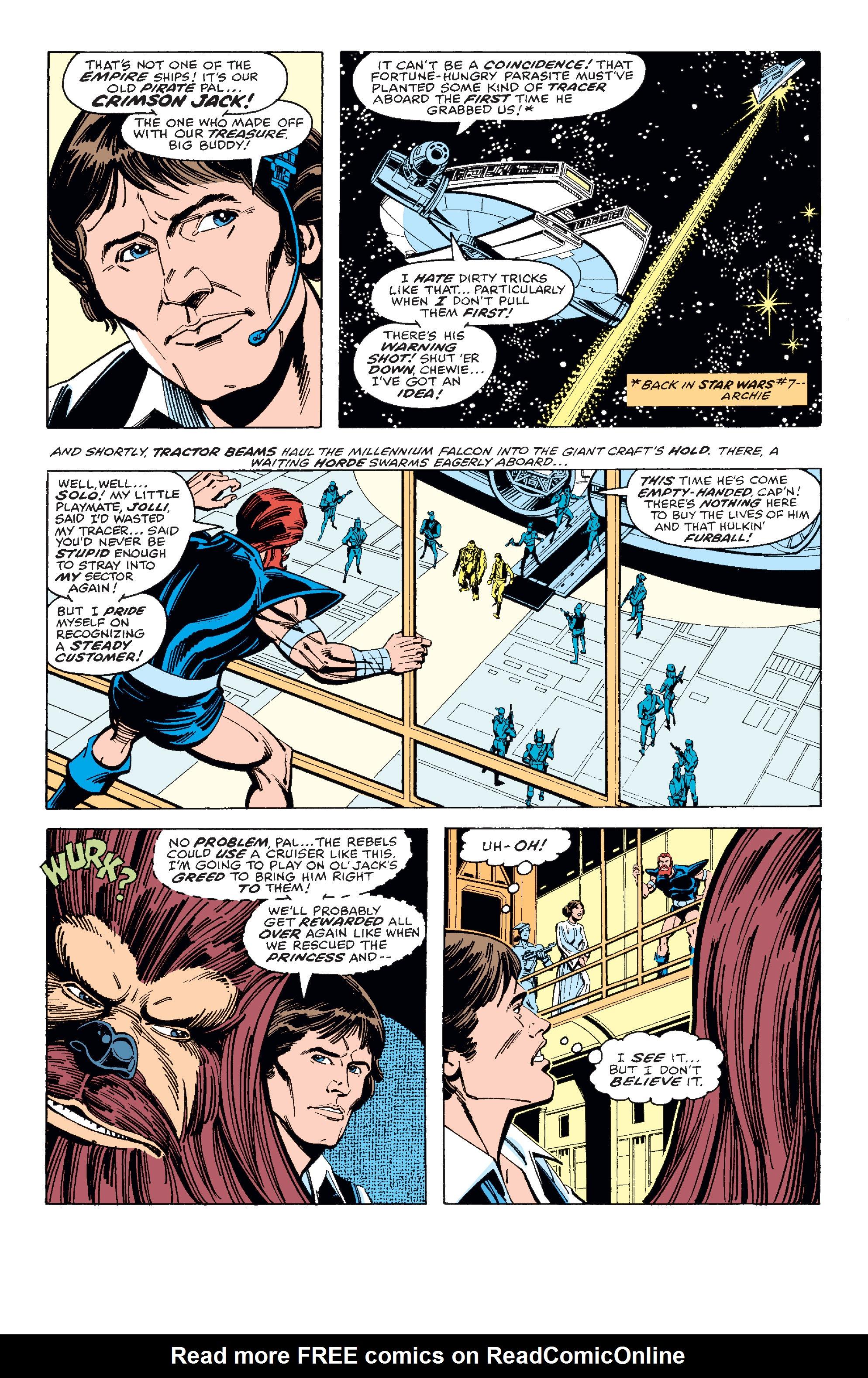Read online Star Wars Omnibus comic -  Issue # Vol. 13 - 192