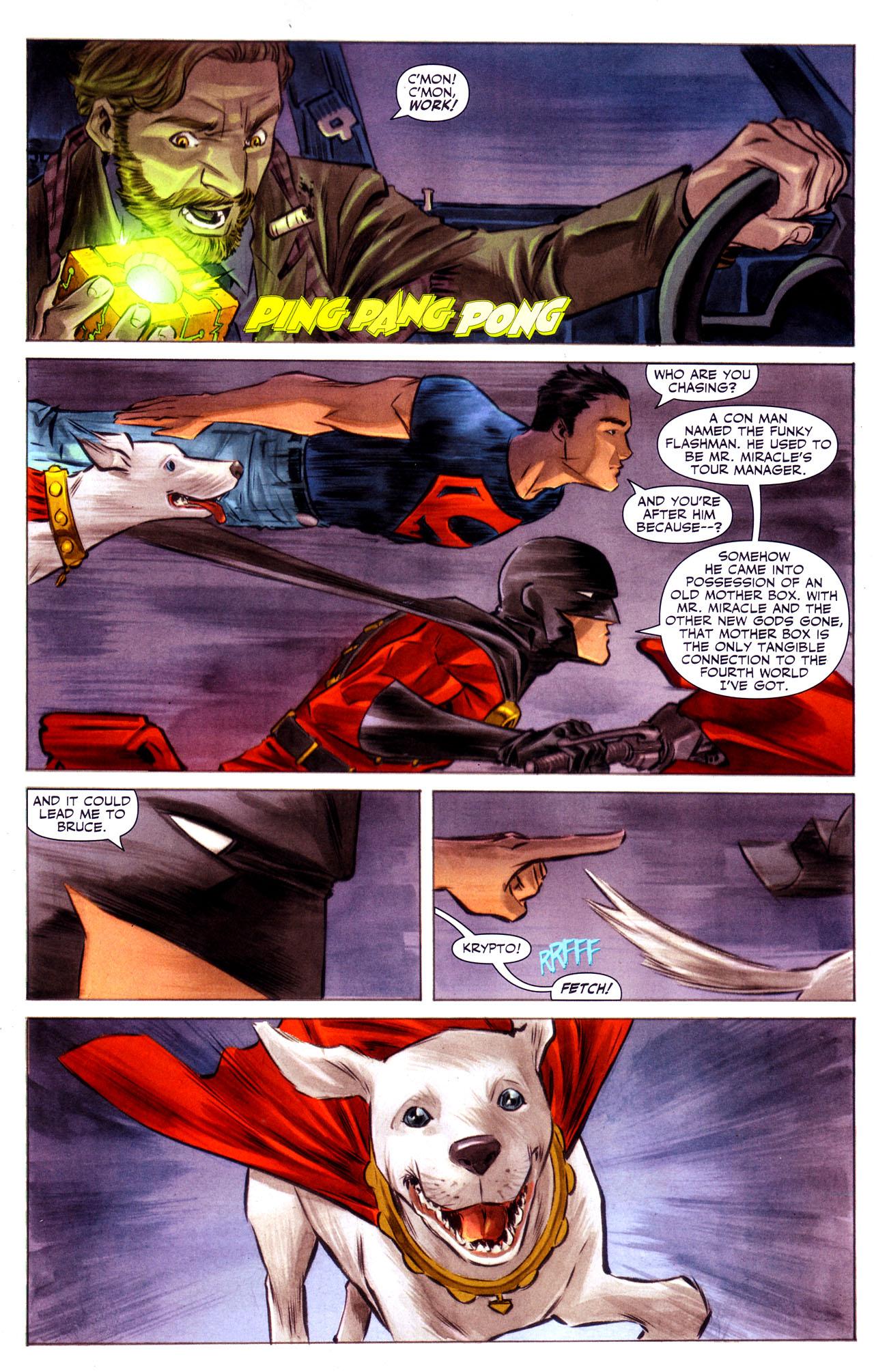 Read online Adventure Comics (2009) comic -  Issue #3 - 13
