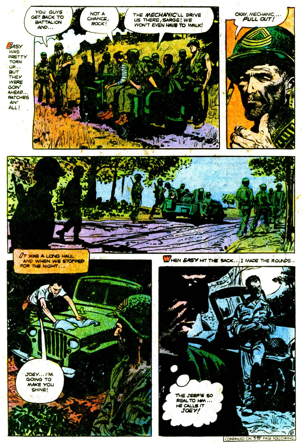 Read online Sgt. Rock comic -  Issue #313 - 11