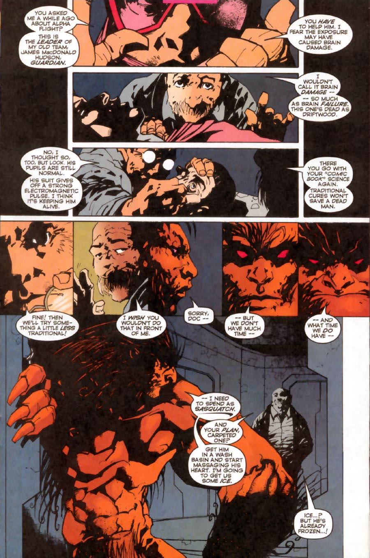 Read online Alpha Flight (1997) comic -  Issue #13 - 11