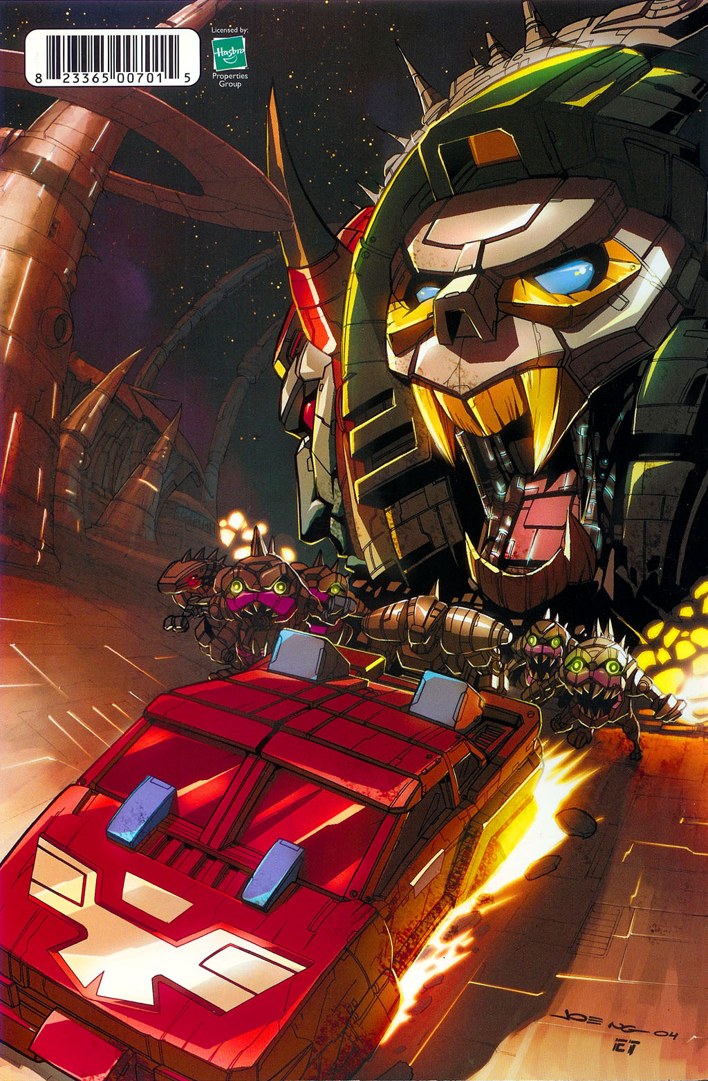 """Read online Transformers War Within: """"The Age of Wrath"""" comic -  Issue #1 - 3"""