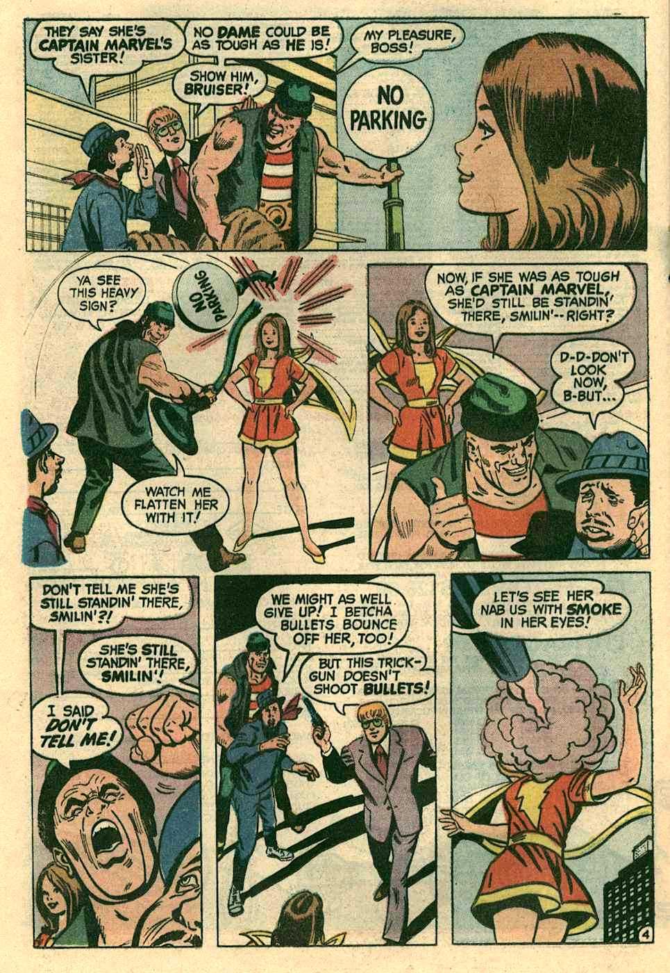 Read online Shazam! (1973) comic -  Issue #10 - 12