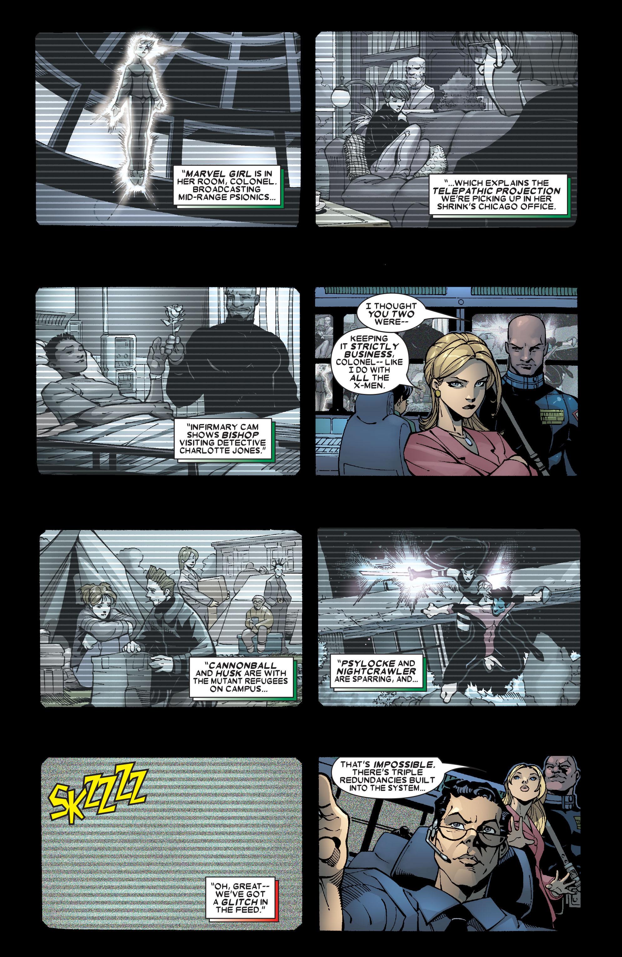 Read online Uncanny X-Men (1963) comic -  Issue #472 - 9