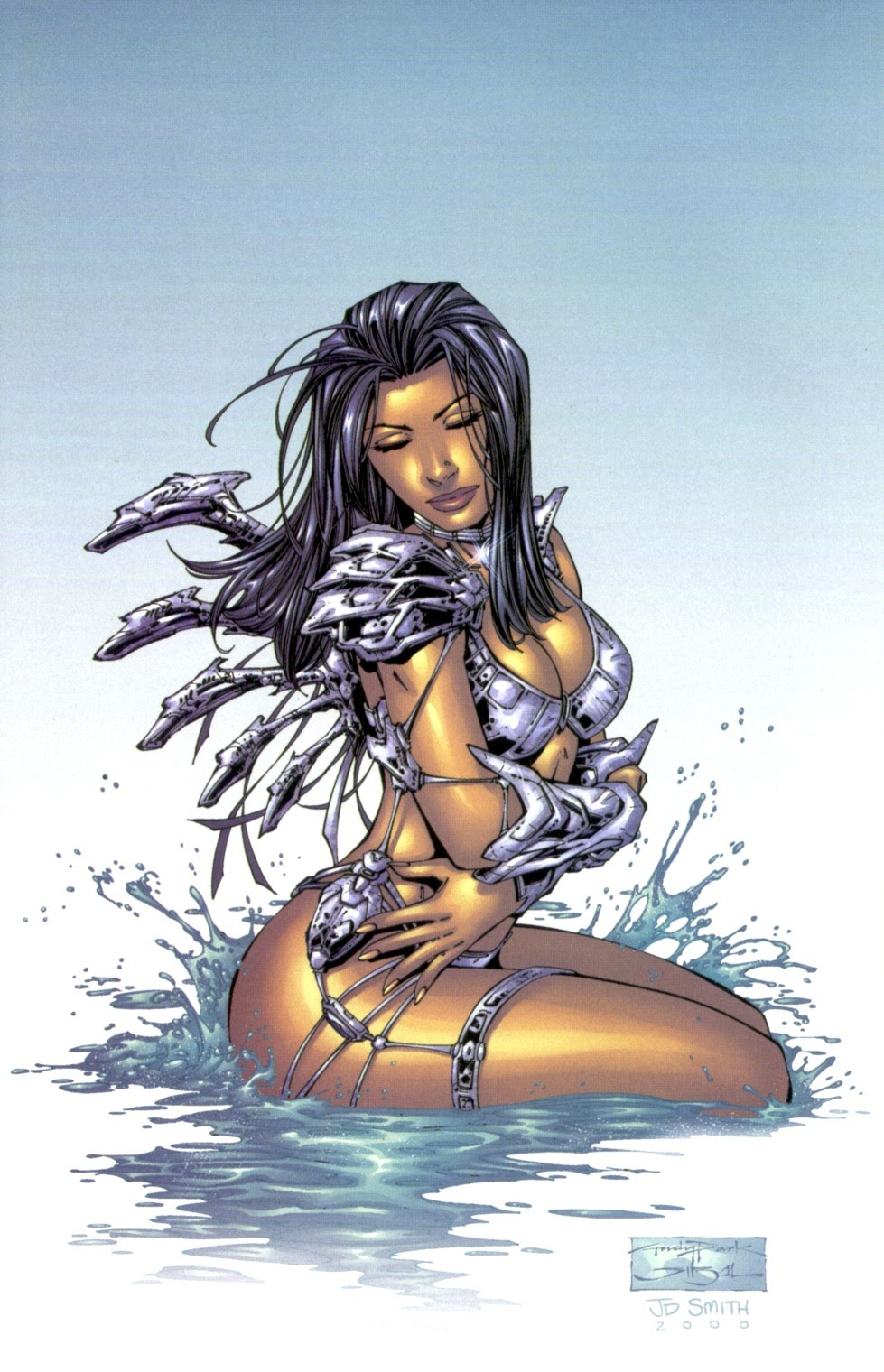 Read online Fathom Swimsuit Special comic -  Issue #2 - 8