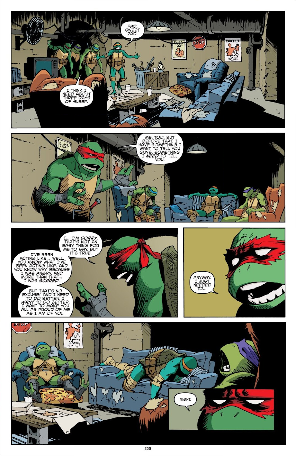 Read online Teenage Mutant Ninja Turtles: The IDW Collection comic -  Issue # TPB 8 (Part 2) - 99