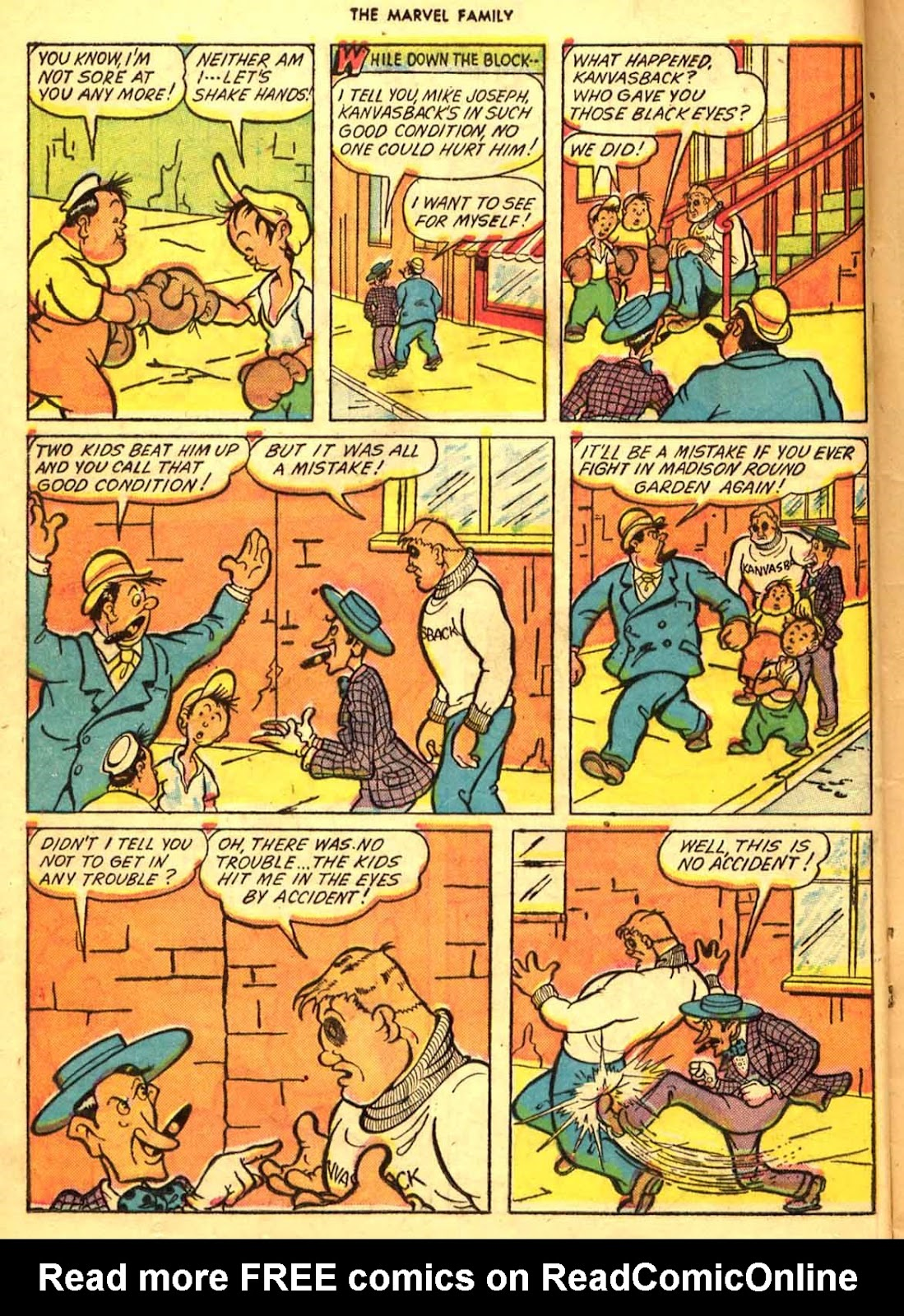 The Marvel Family issue 9 - Page 18