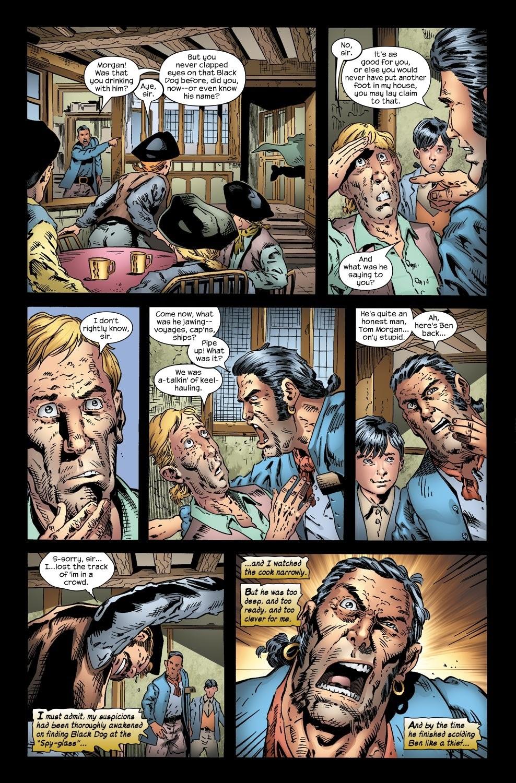 Read online Treasure Island comic -  Issue #2 - 13