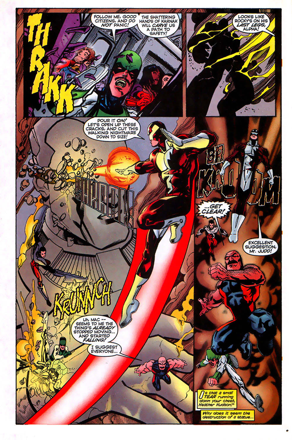Read online Alpha Flight (1997) comic -  Issue # _Annual - 37