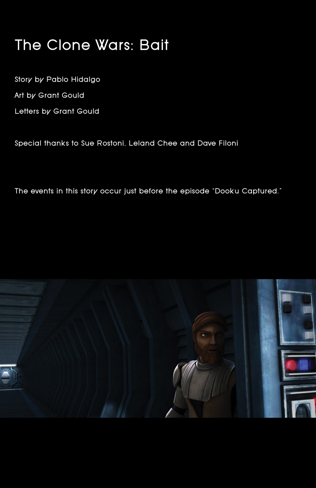 Read online Star Wars: Tales From The Clone Wars comic -  Issue # TPB - 75