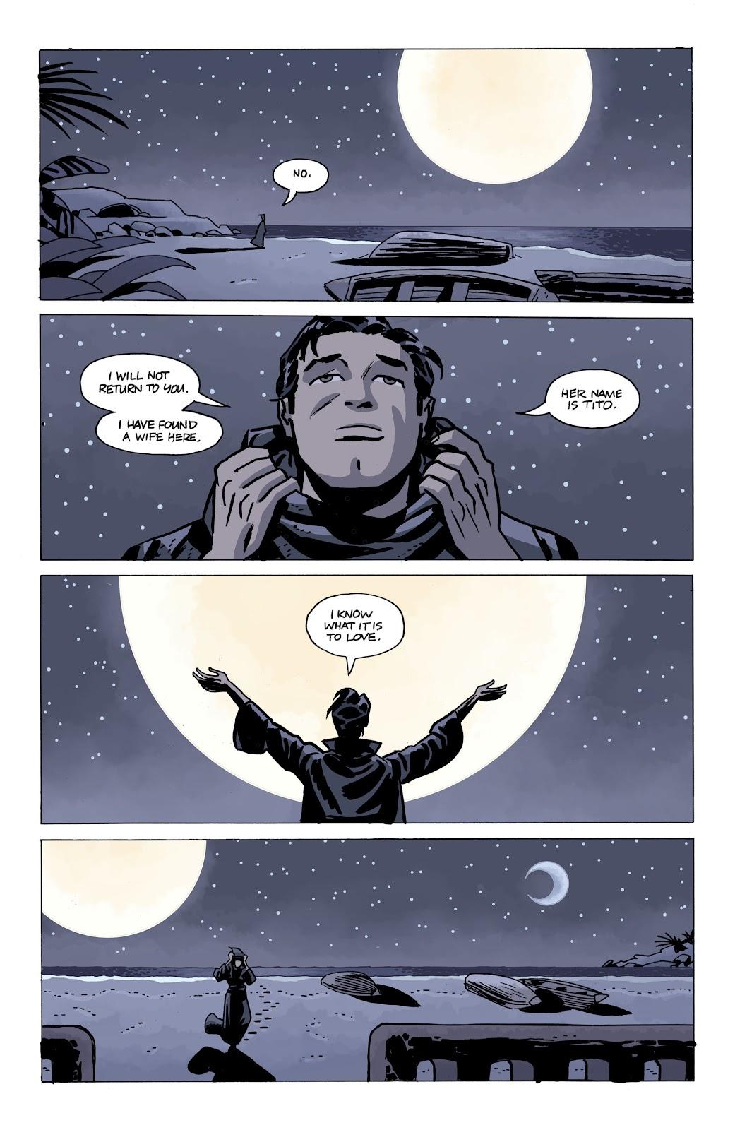 Read online The Twilight Children comic -  Issue #4 - 4