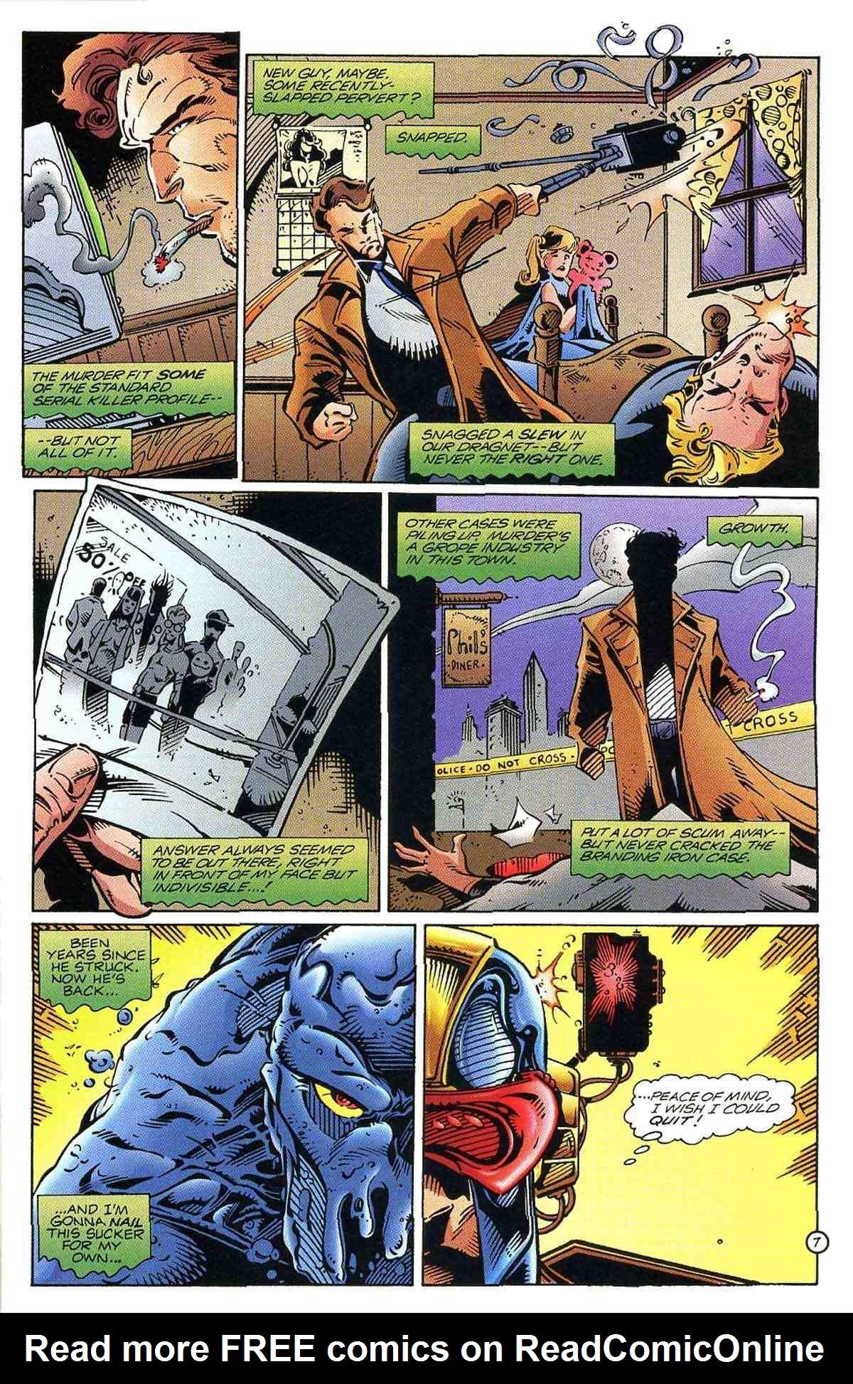 Read online Ultraverse Premiere comic -  Issue #10 - 27
