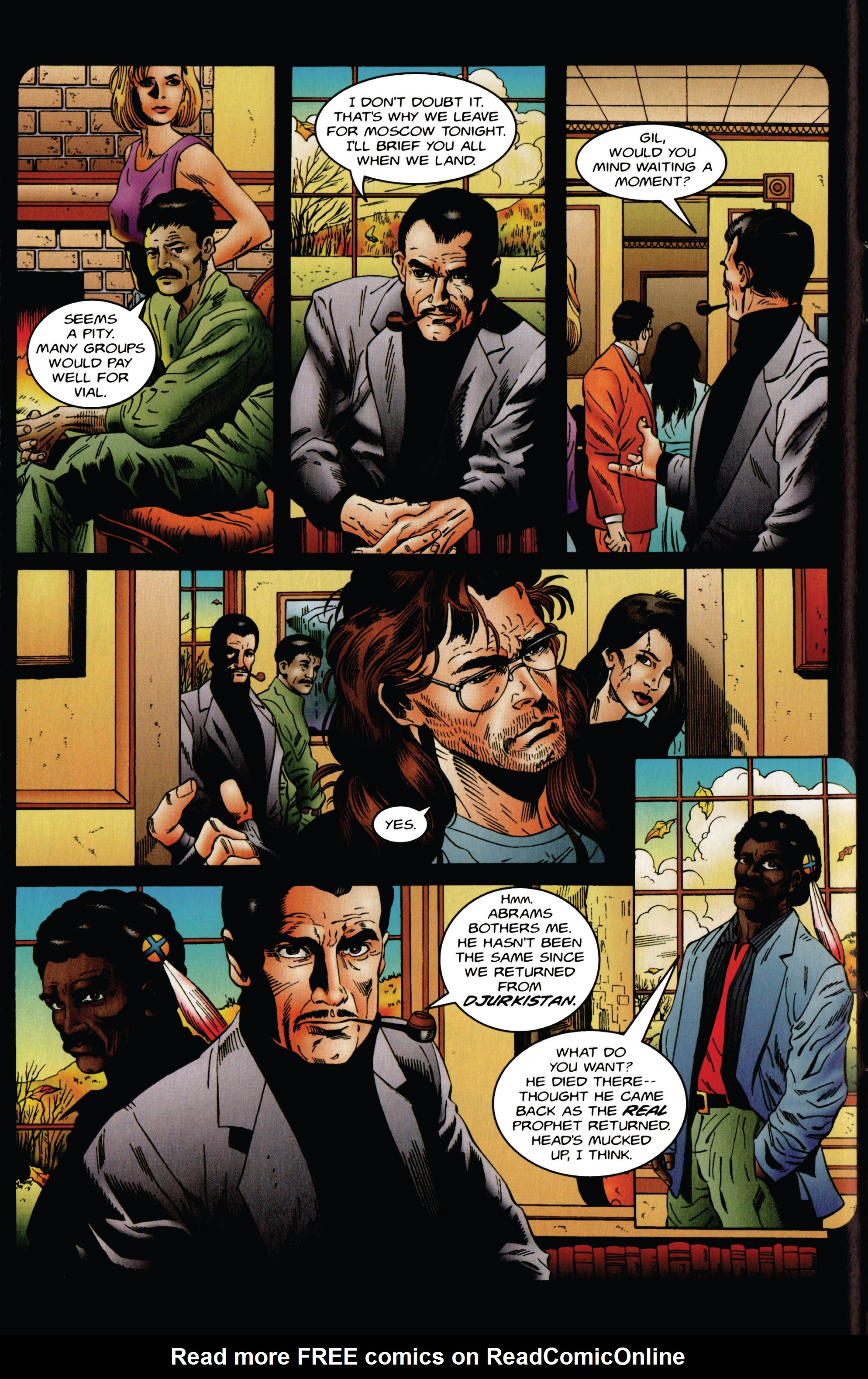 Read online Eternal Warrior (1992) comic -  Issue #49 - 7