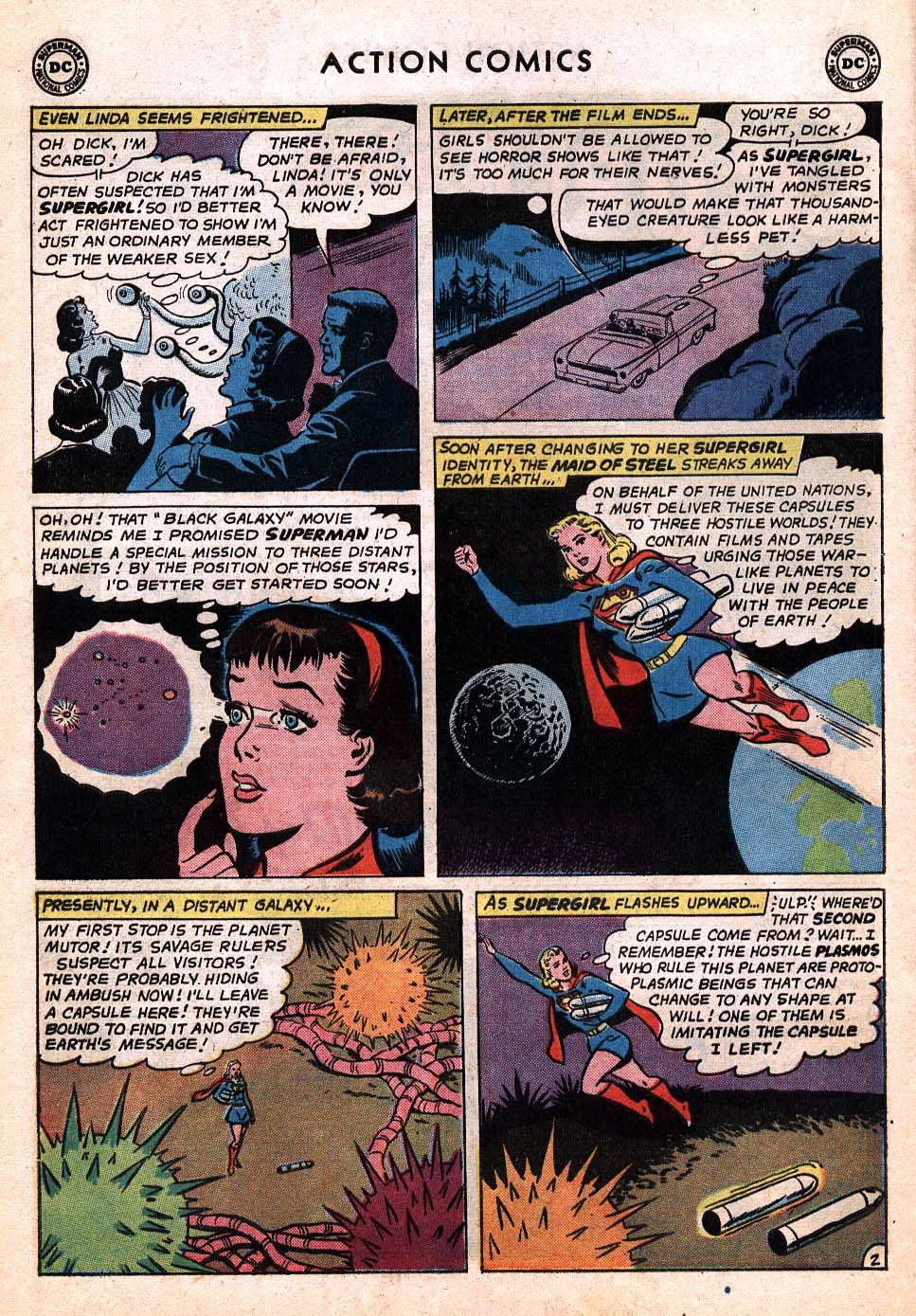 Read online Action Comics (1938) comic -  Issue #306 - 17