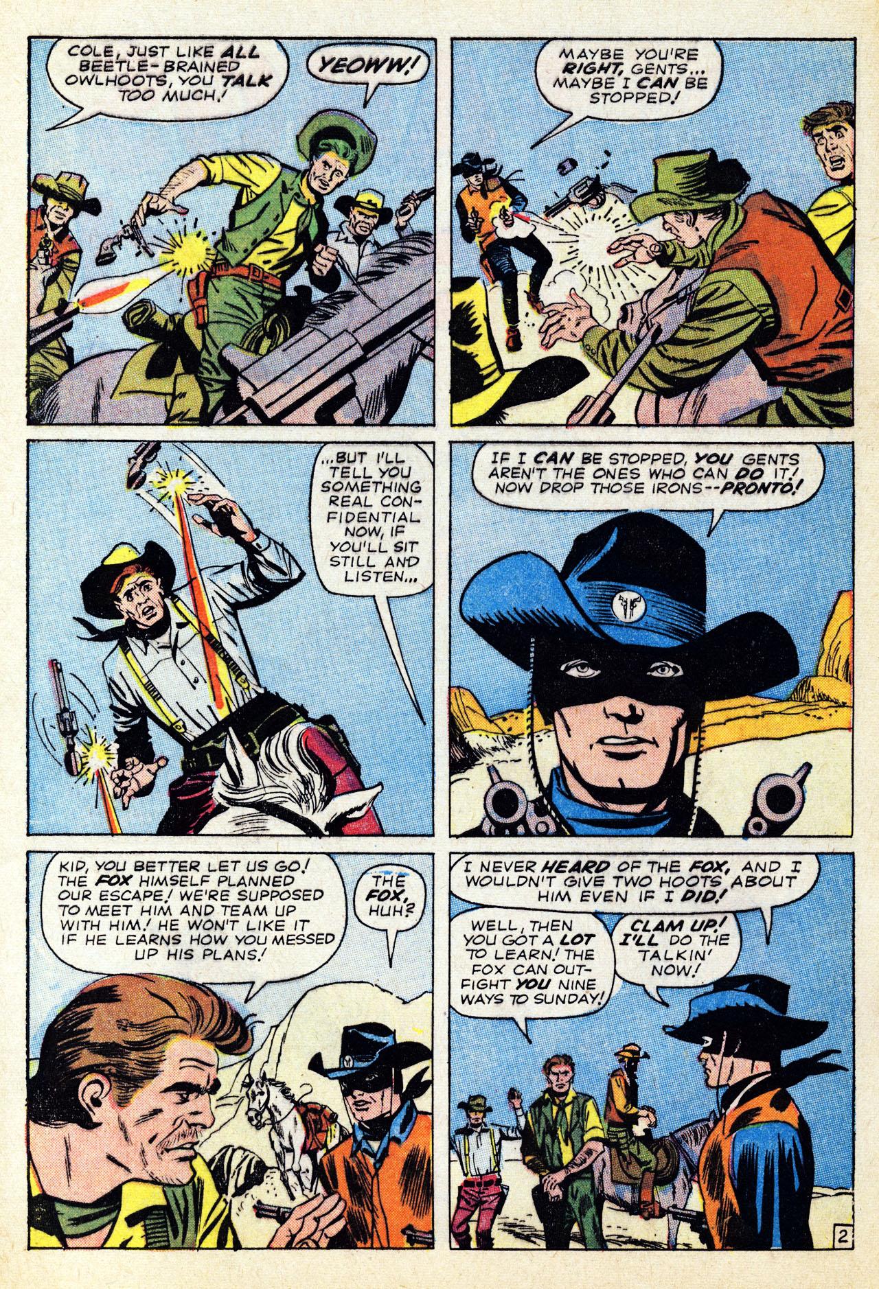 Read online Two-Gun Kid comic -  Issue #67 - 4