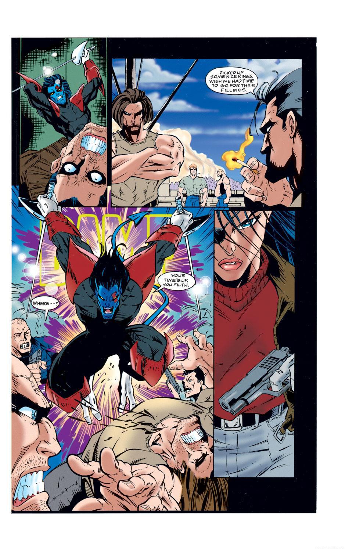 Read online X-Calibre comic -  Issue #2 - 21