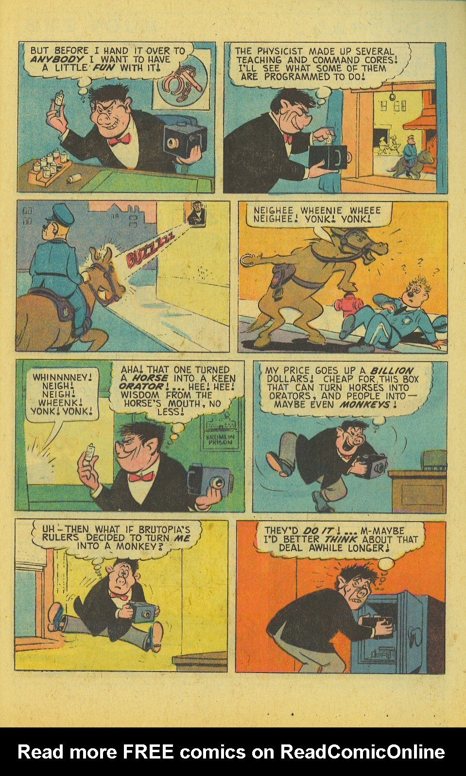 Read online Uncle Scrooge (1953) comic -  Issue #123 - 21