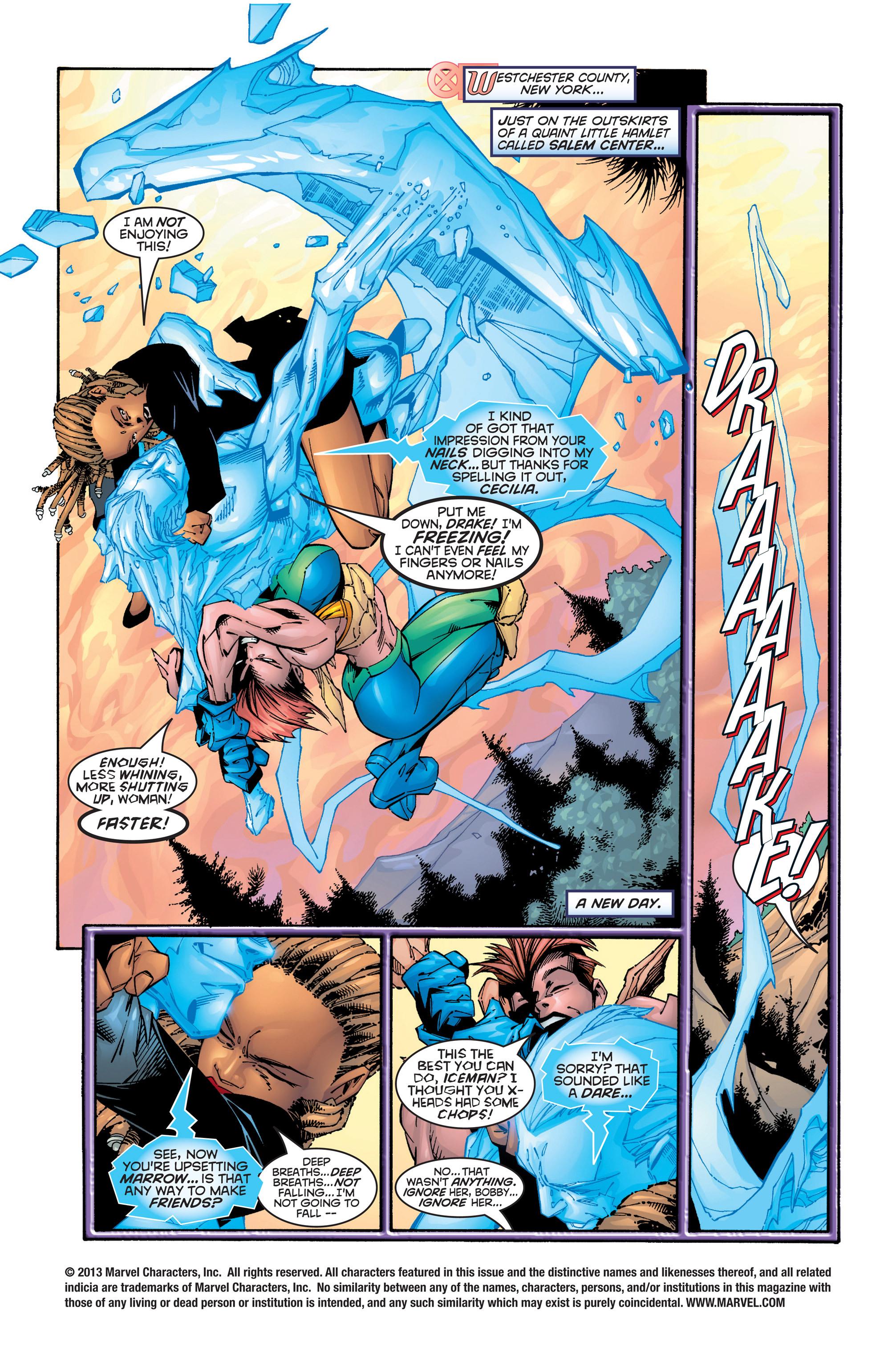 X-Men (1991) 70 Page 1