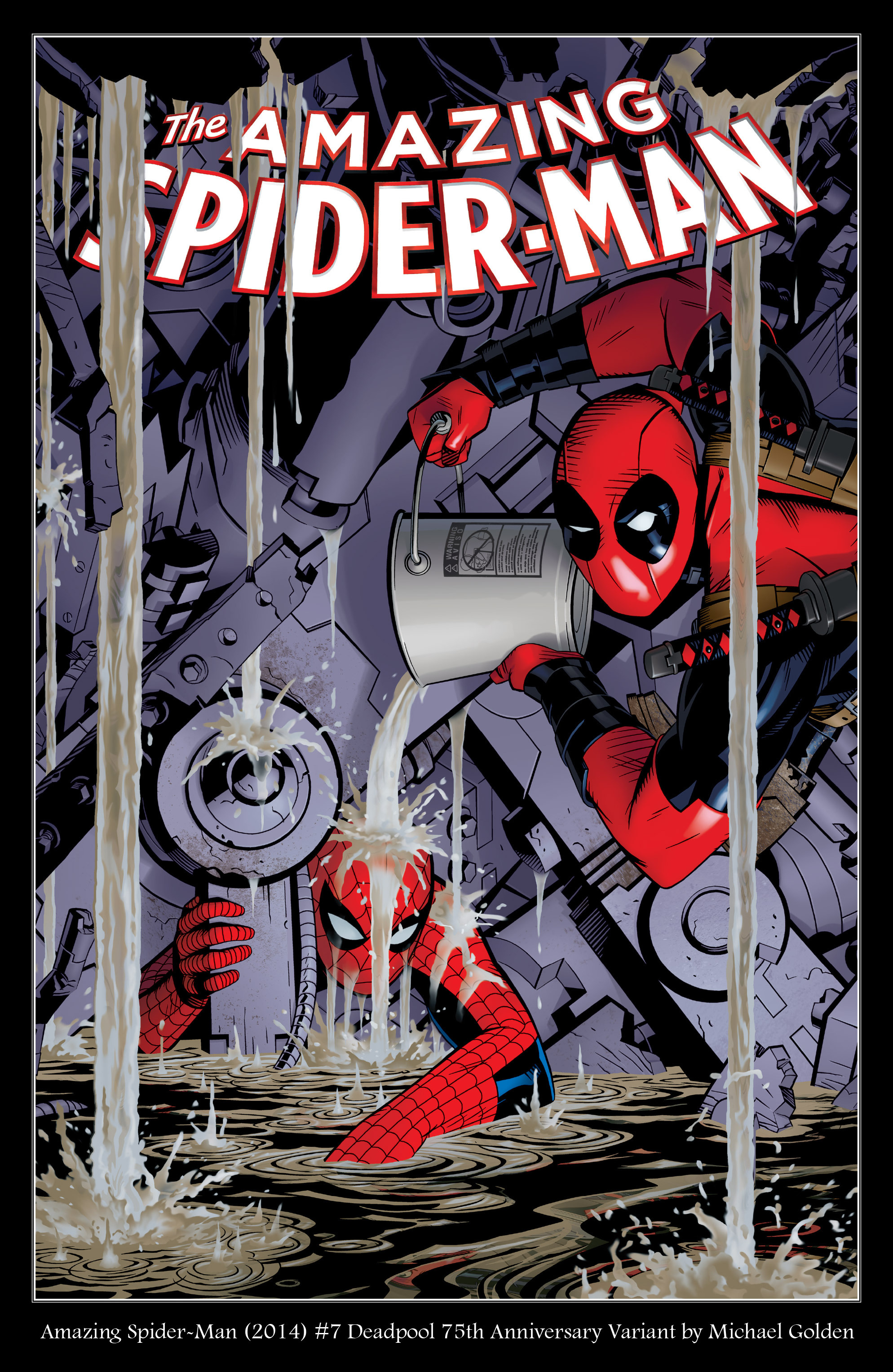 Read online True Believers: Deadpool Variants comic -  Issue # Full - 3