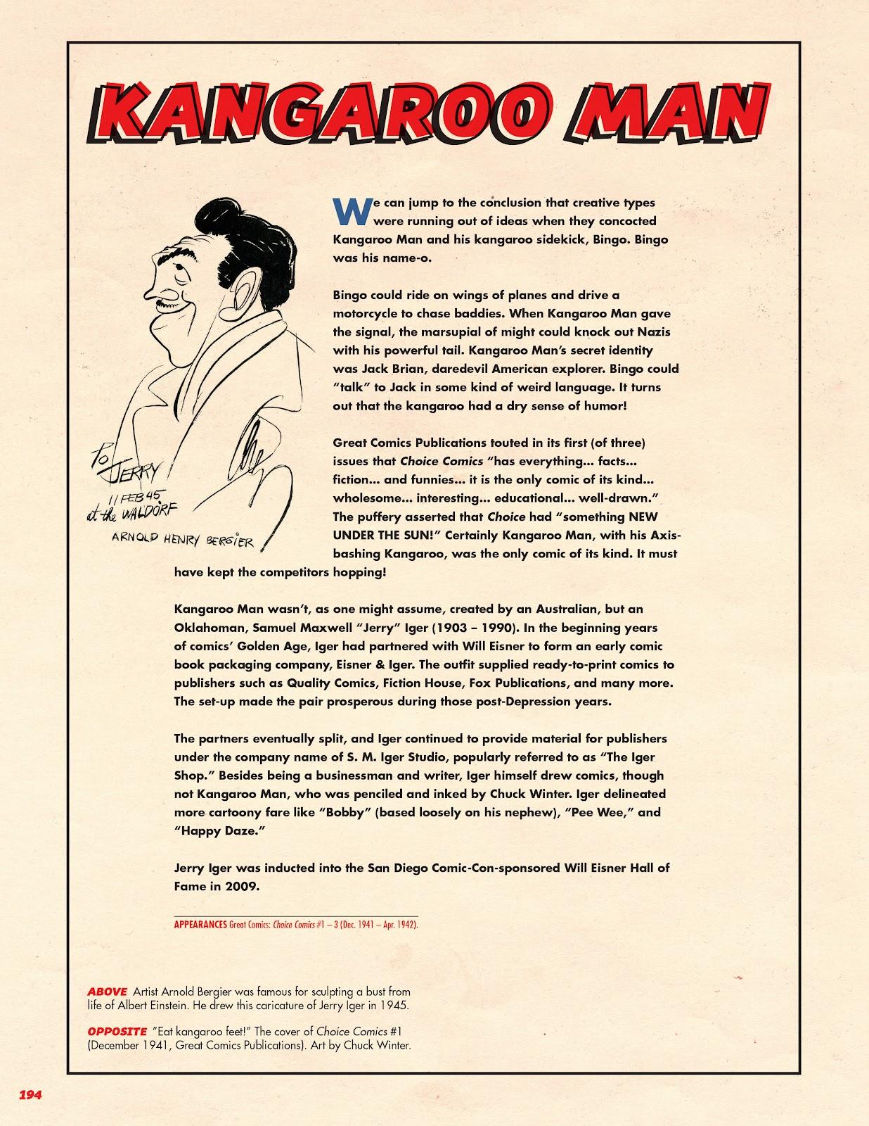 Read online Super Weird Heroes comic -  Issue # TPB 1 (Part 2) - 94