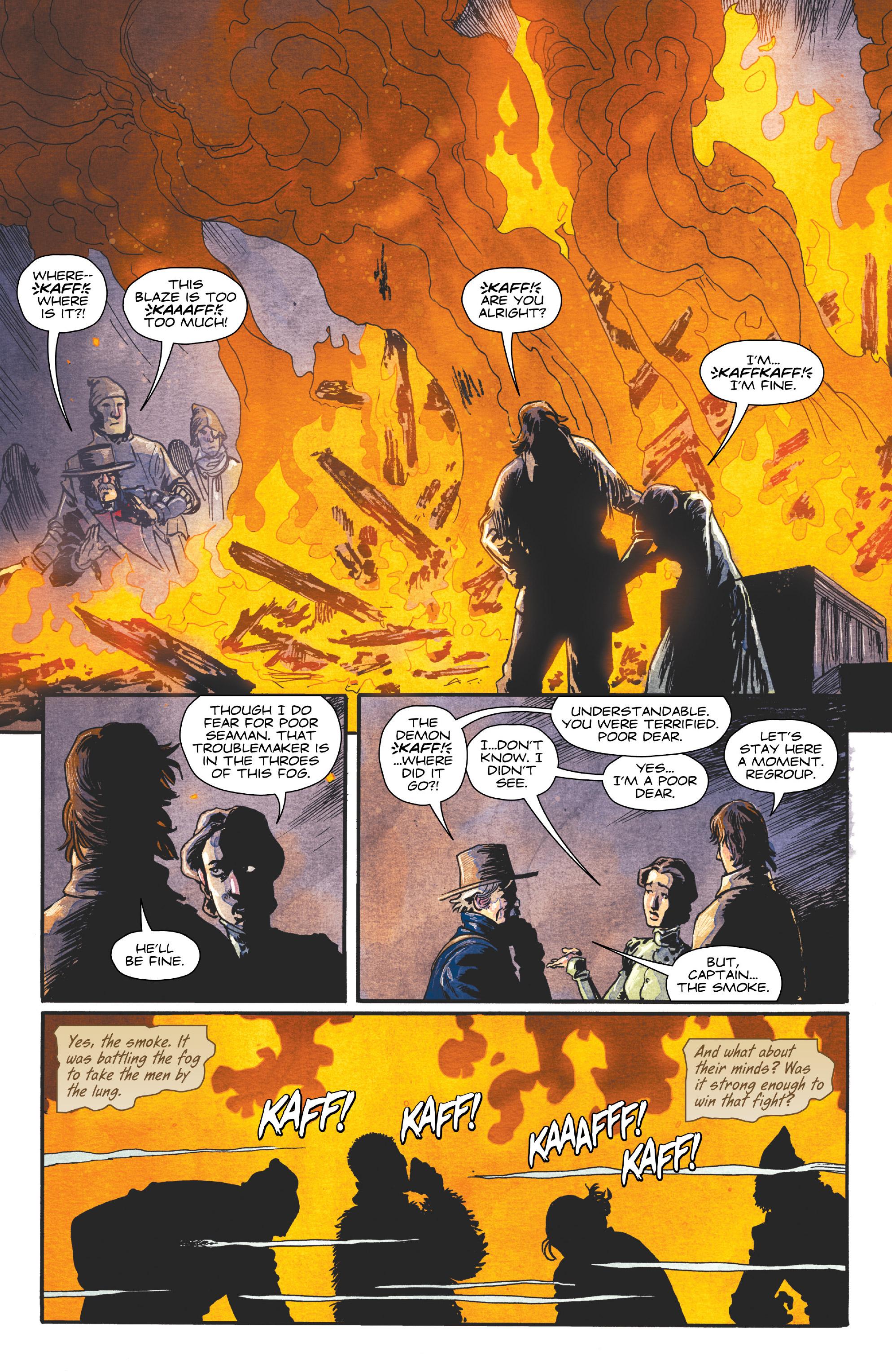 Read online Manifest Destiny comic -  Issue #29 - 9
