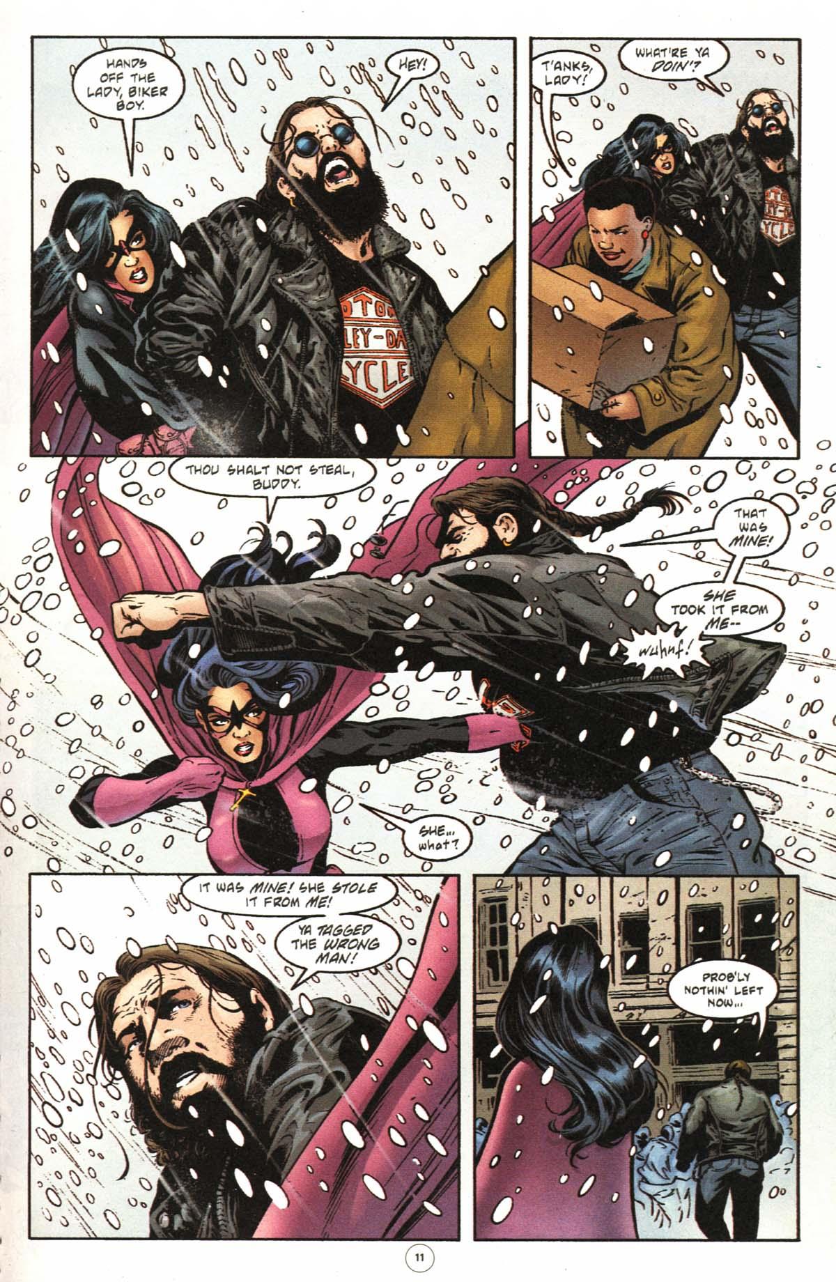 Read online Batman: No Man's Land comic -  Issue #0 - 7