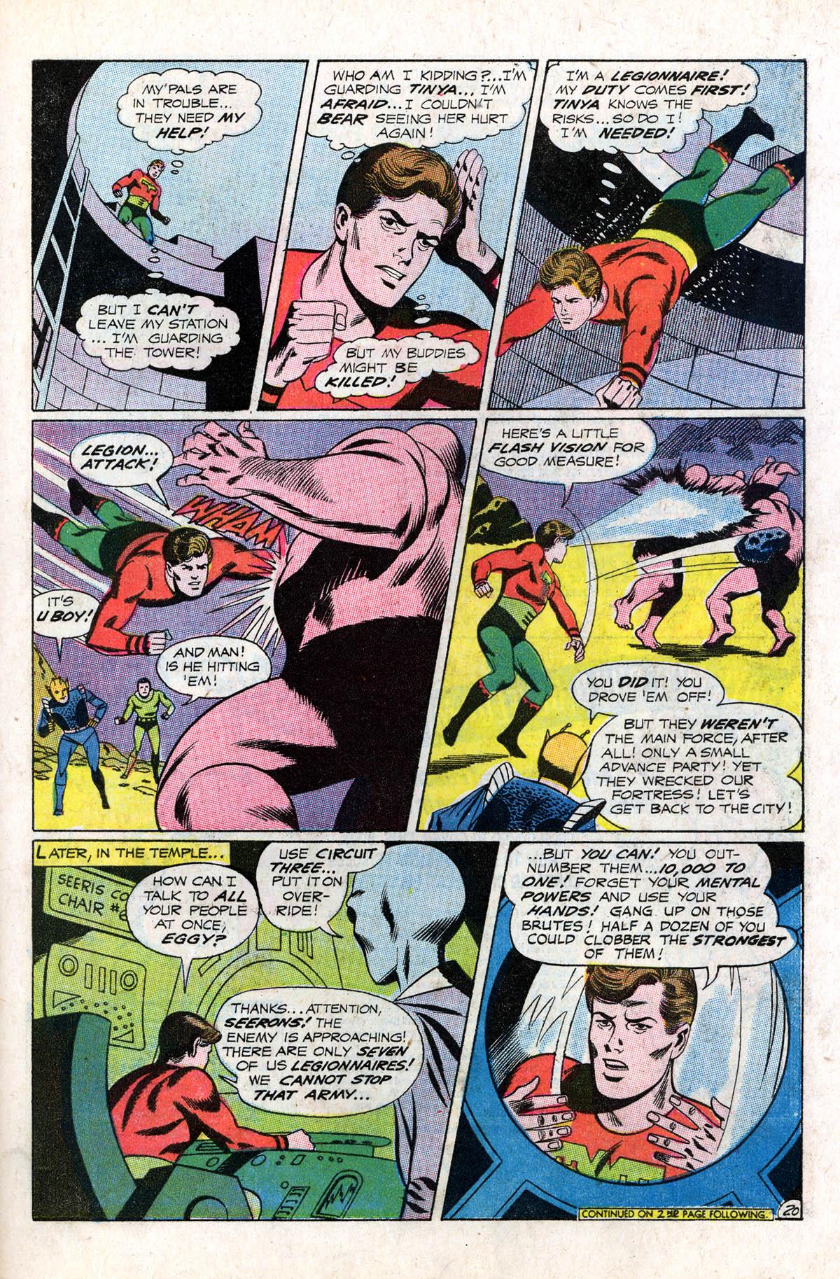 Read online Adventure Comics (1938) comic -  Issue #379 - 27