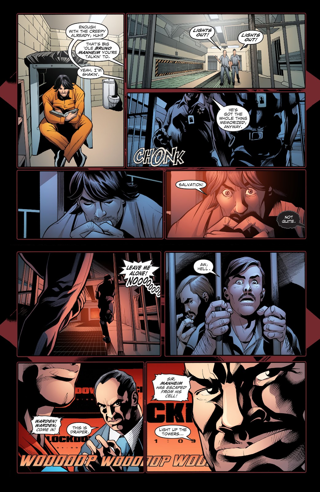 Read online Smallville Season 11 [II] comic -  Issue # TPB 2 - 34