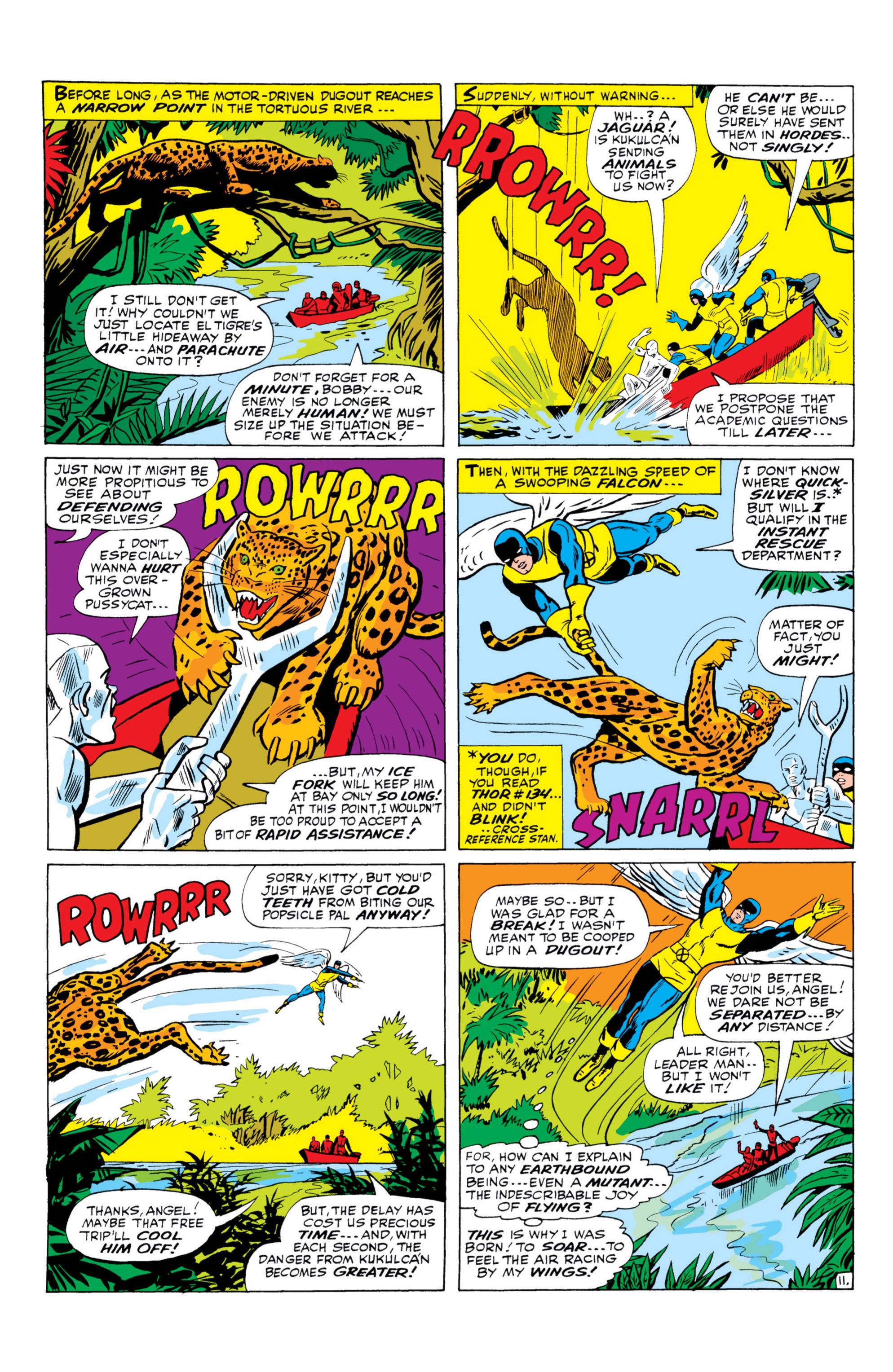 Read online Uncanny X-Men (1963) comic -  Issue #26 - 12