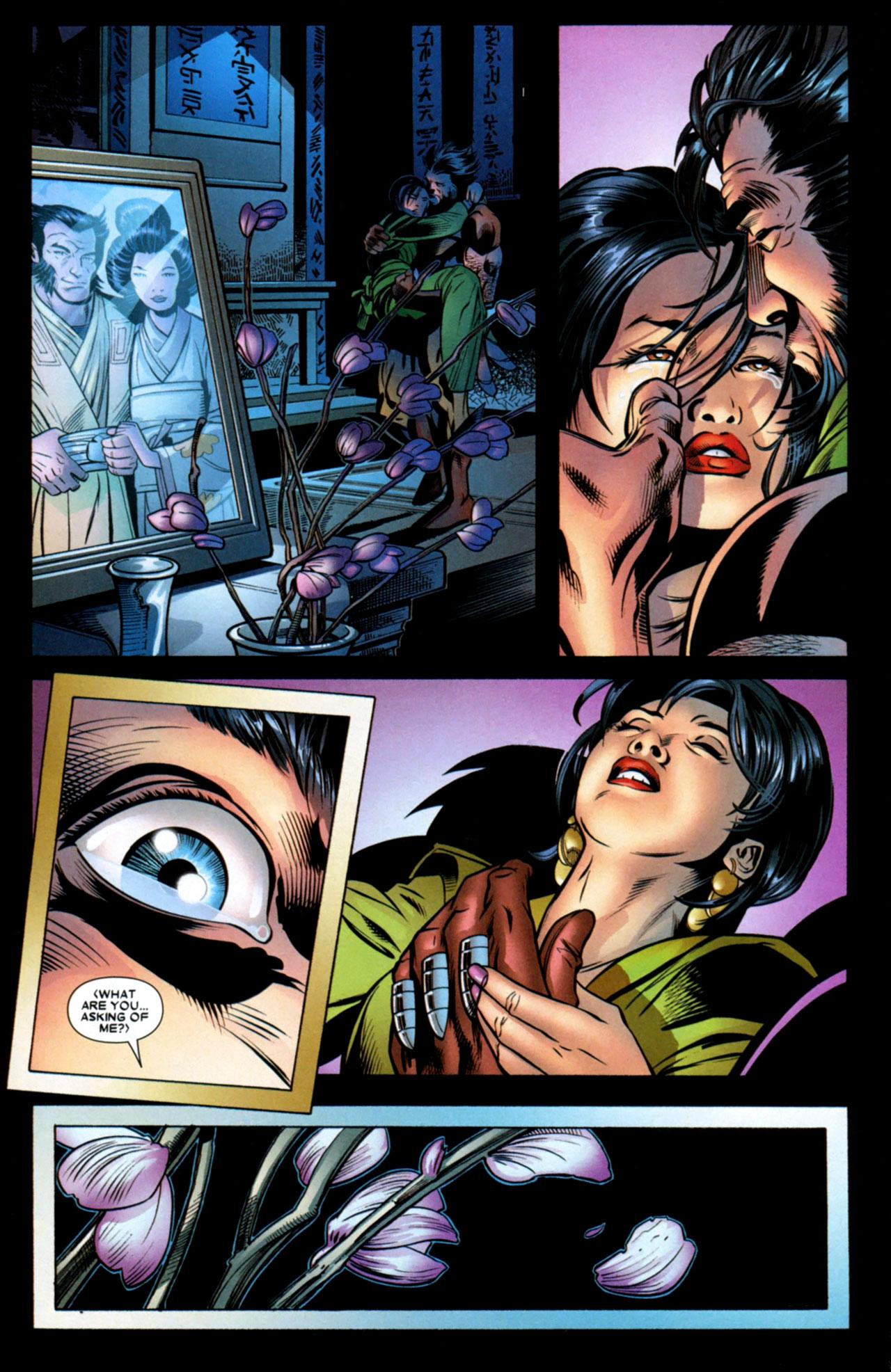Read online Wolverine: Origins comic -  Issue #46 - 18