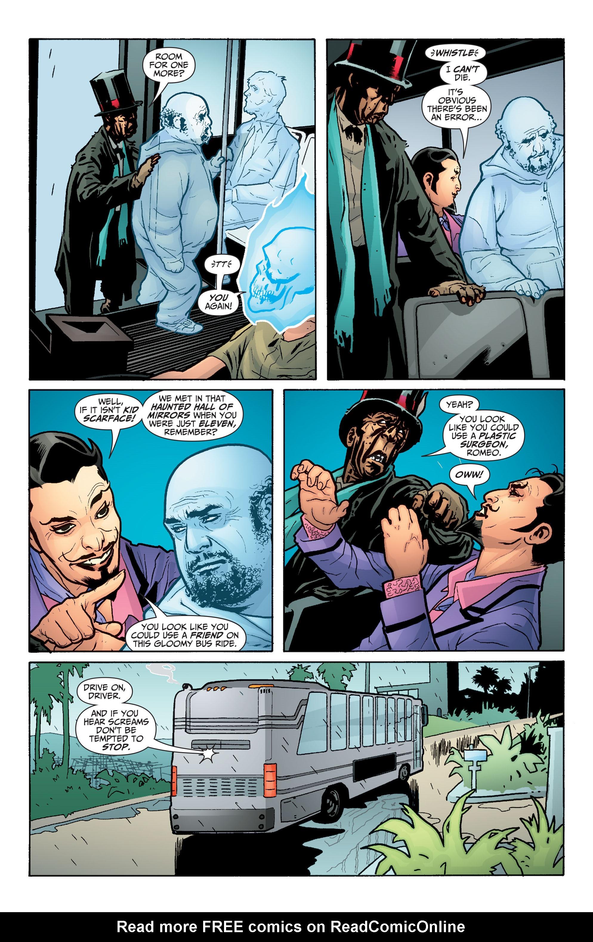 Read online Seven Soldiers: Zatanna comic -  Issue #3 - 17