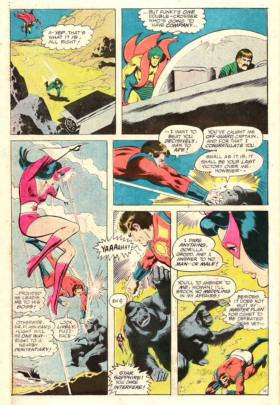Read online Secret Society of Super-Villains comic -  Issue #10 - 15