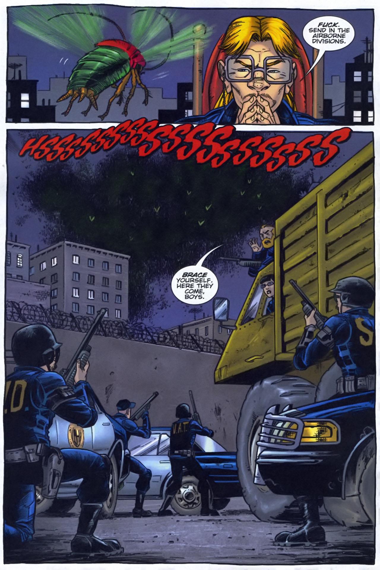 Read online The Exterminators comic -  Issue #29 - 18