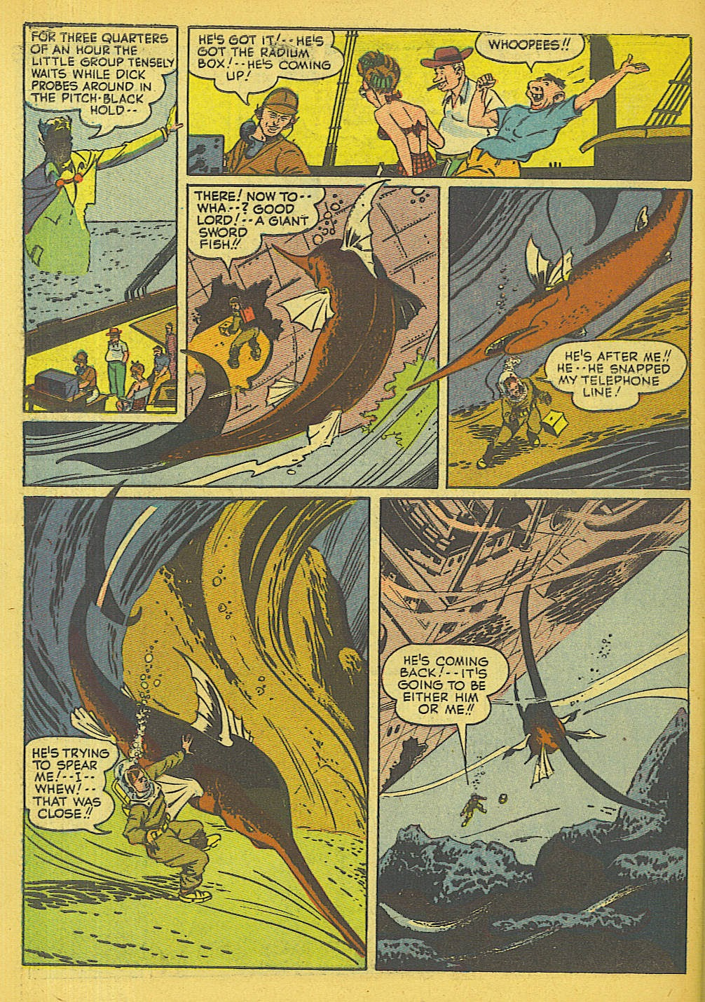 Green Hornet Comics issue 32 - Page 43