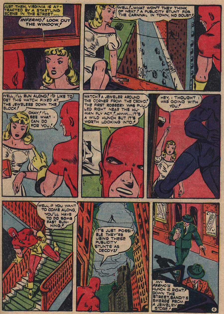 Blue Ribbon Comics (1939) issue 18 - Page 46