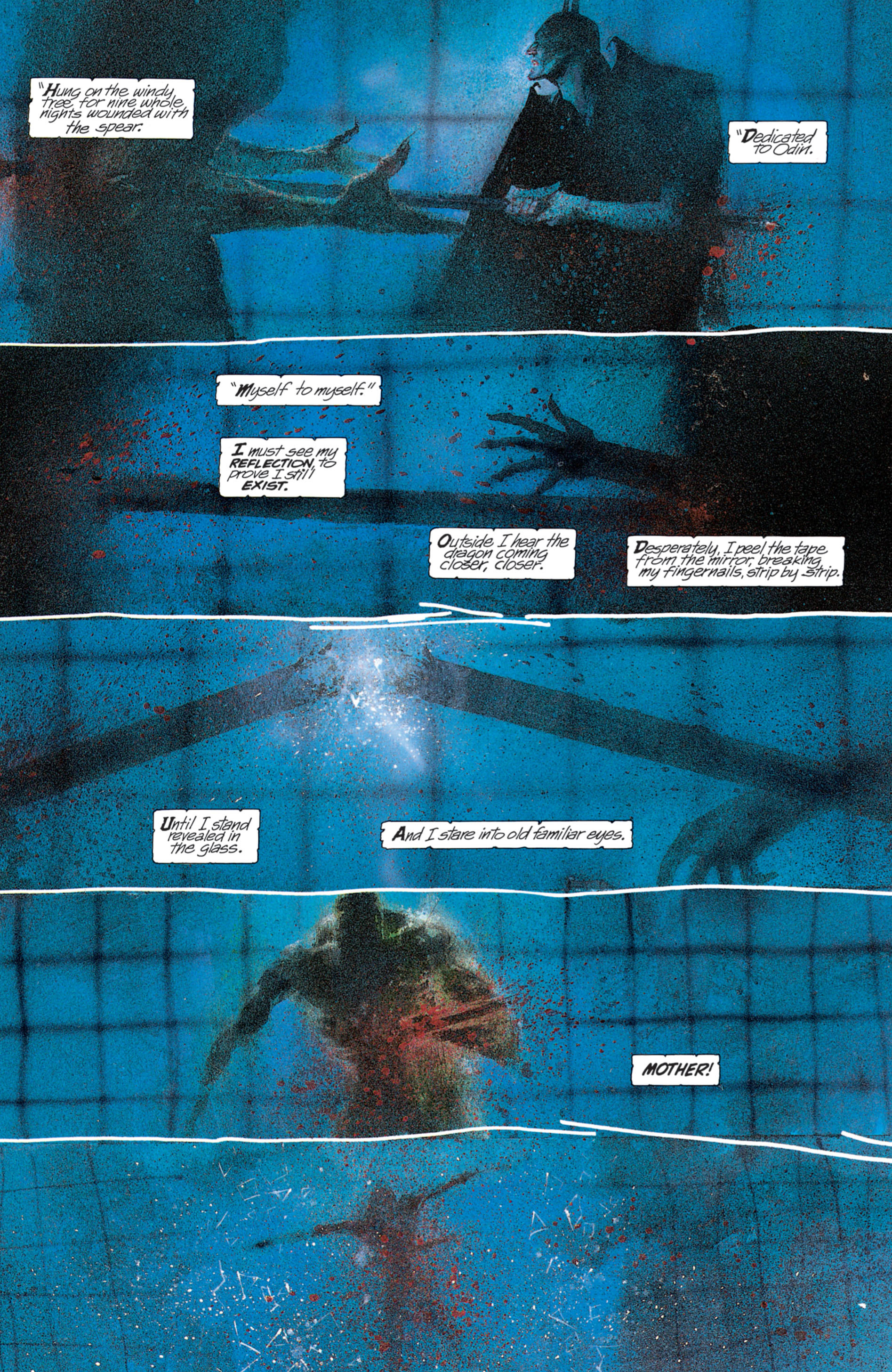 Read online Arkham Asylum comic -  Issue #Arkham Asylum Full - 84