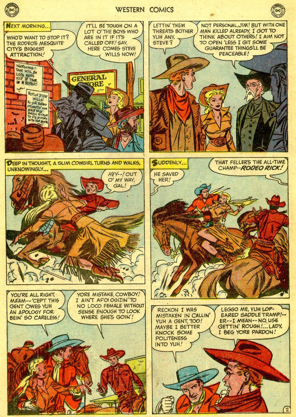 Western Comics issue 18 - Page 16