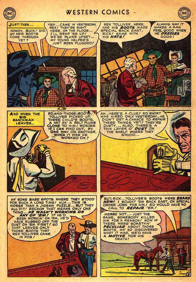 Western Comics issue 31 - Page 15