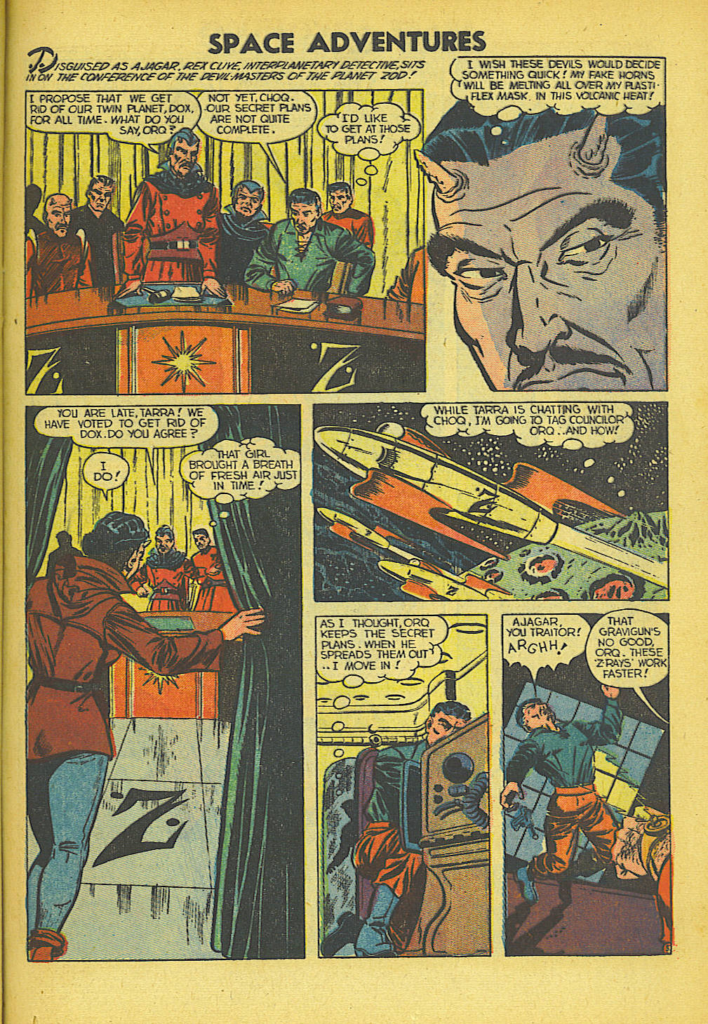 Space Adventures (1952) issue 5 - Page 22