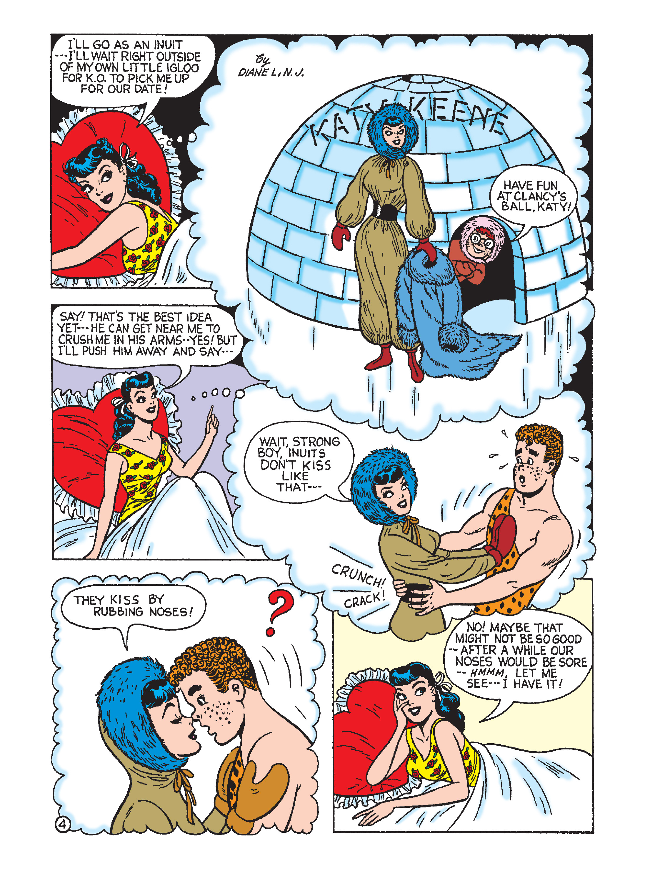 Read online Archie 75th Anniversary Digest comic -  Issue #5 - 84