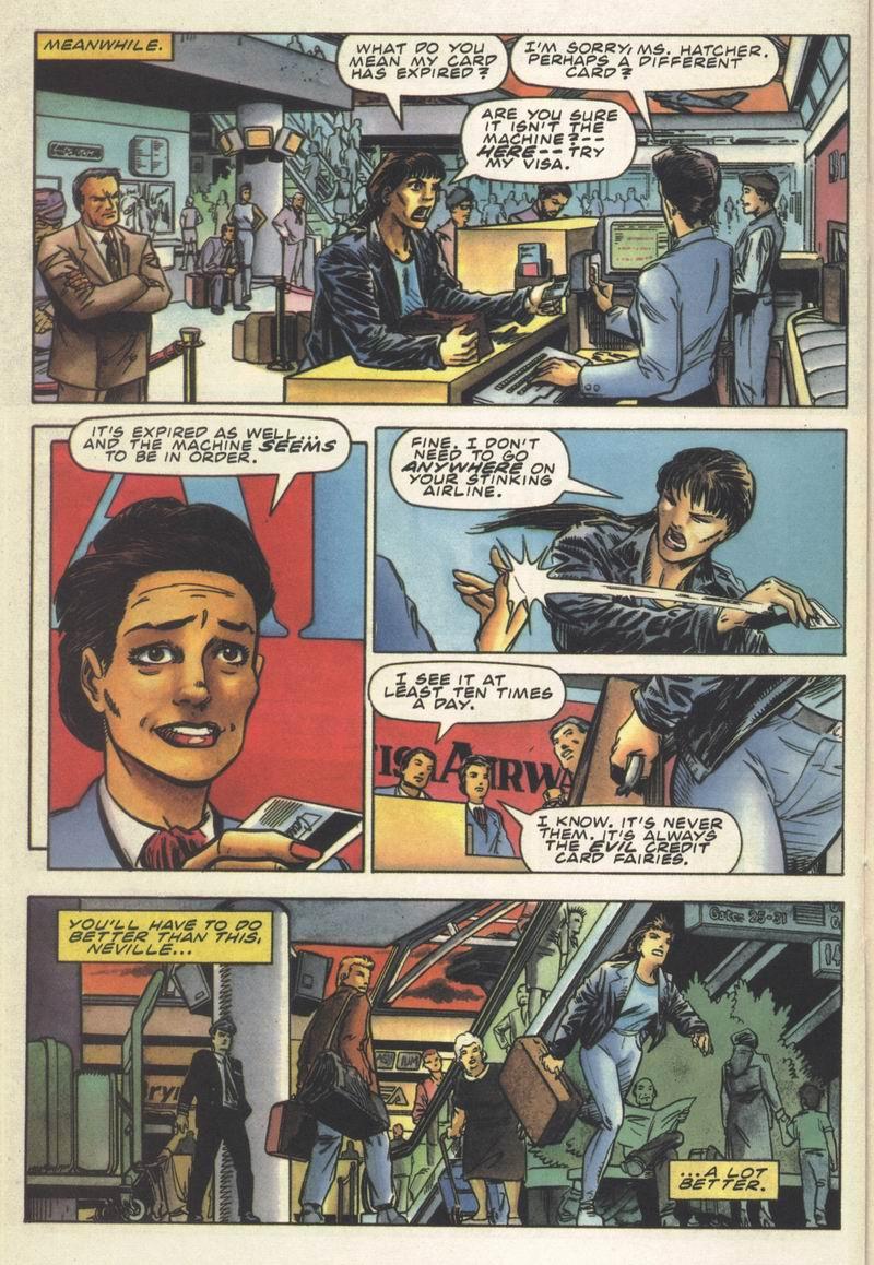 Read online Secret Weapons comic -  Issue #14 - 15