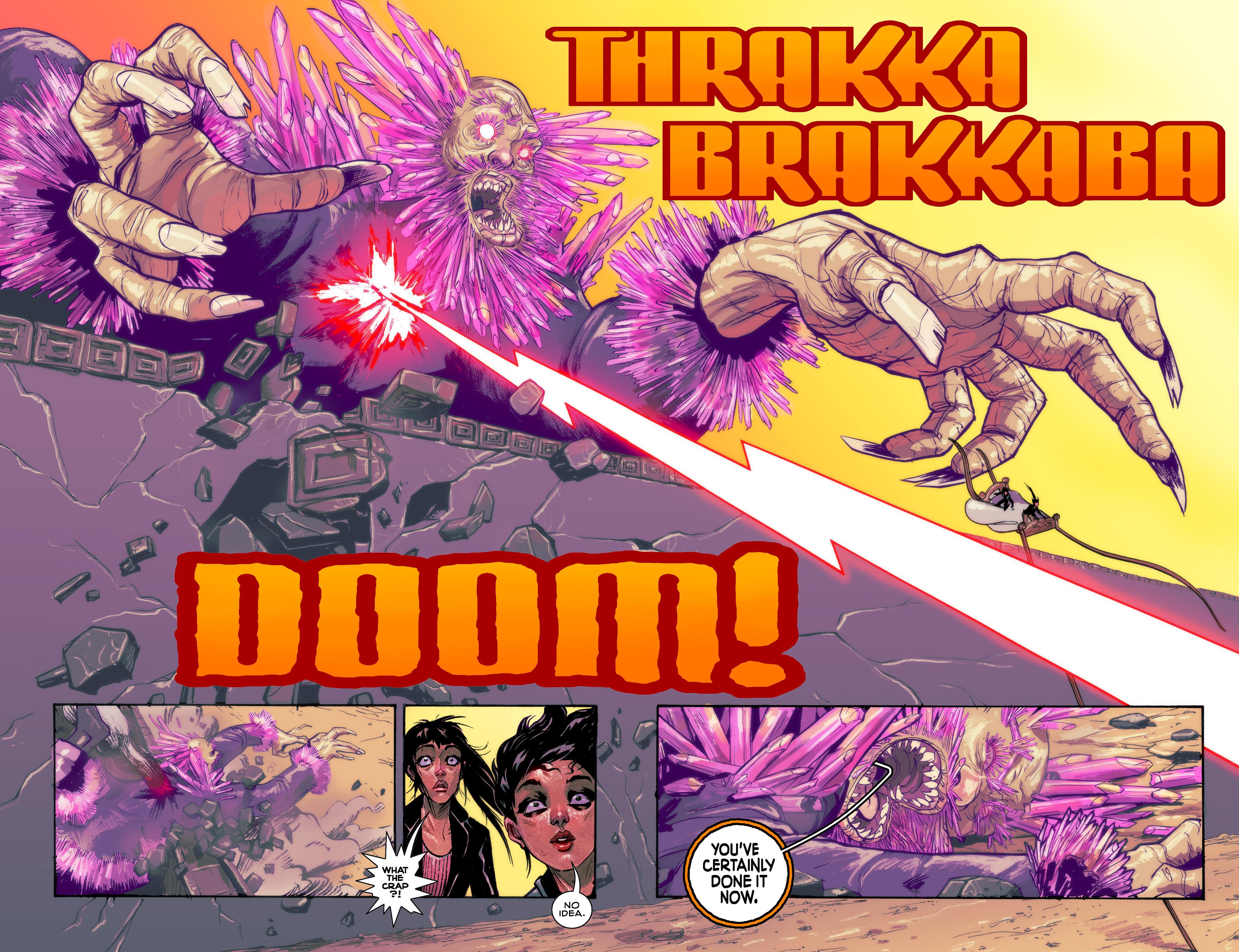 Read online Shutter comic -  Issue #11 - 14