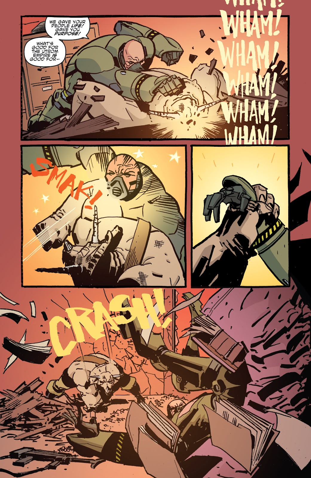 Read online Teenage Mutant Ninja Turtles: The IDW Collection comic -  Issue # TPB 4 (Part 1) - 44