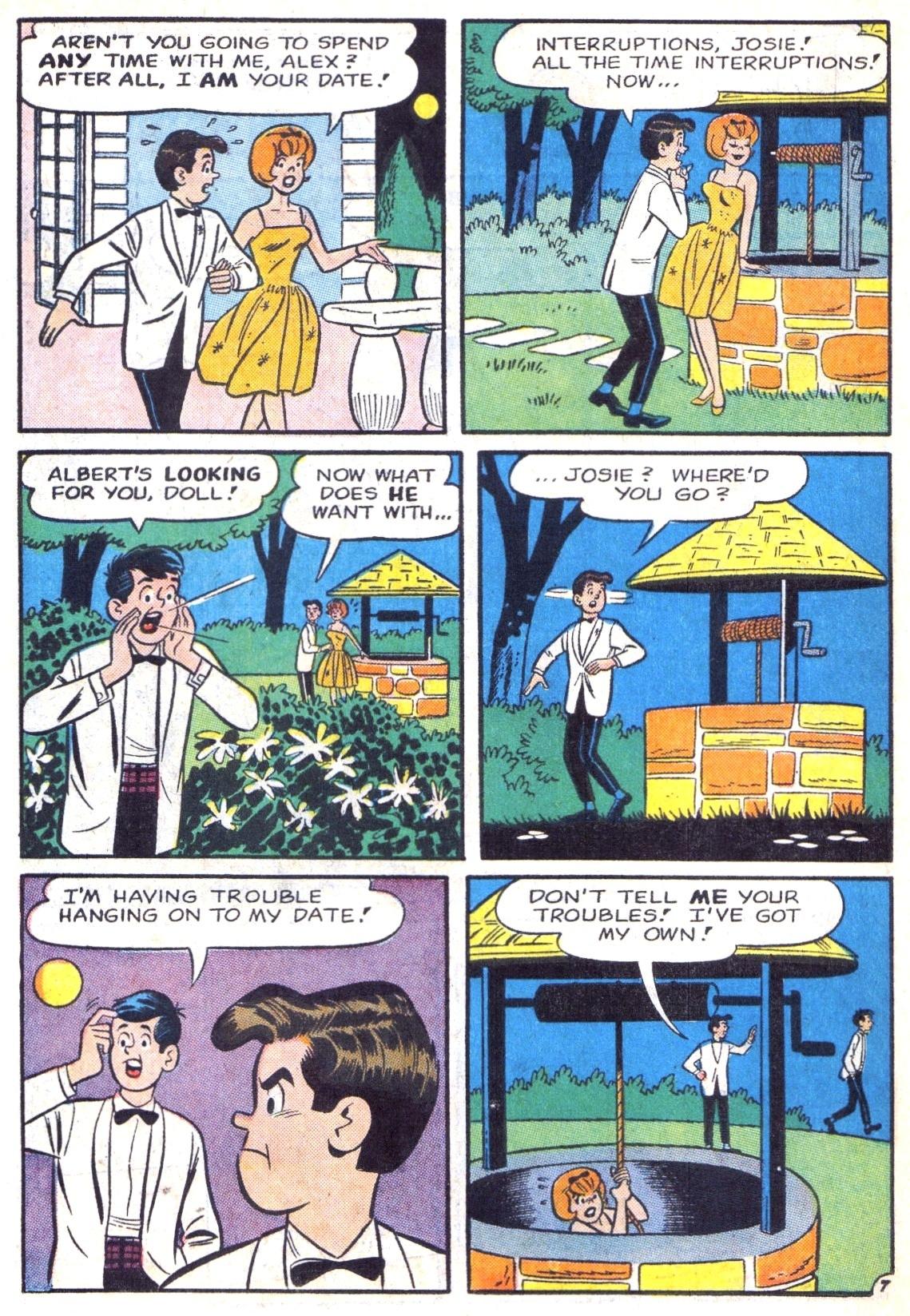 Read online She's Josie comic -  Issue #11 - 30
