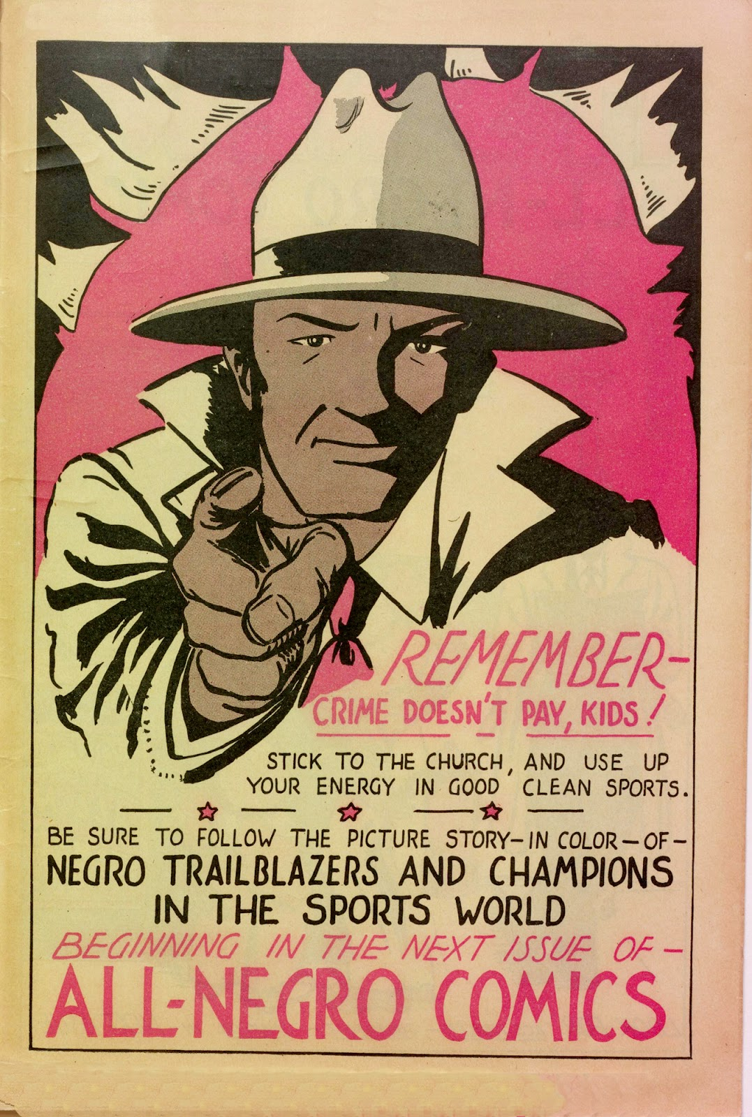 All-Negro Comics issue Full - Page 50