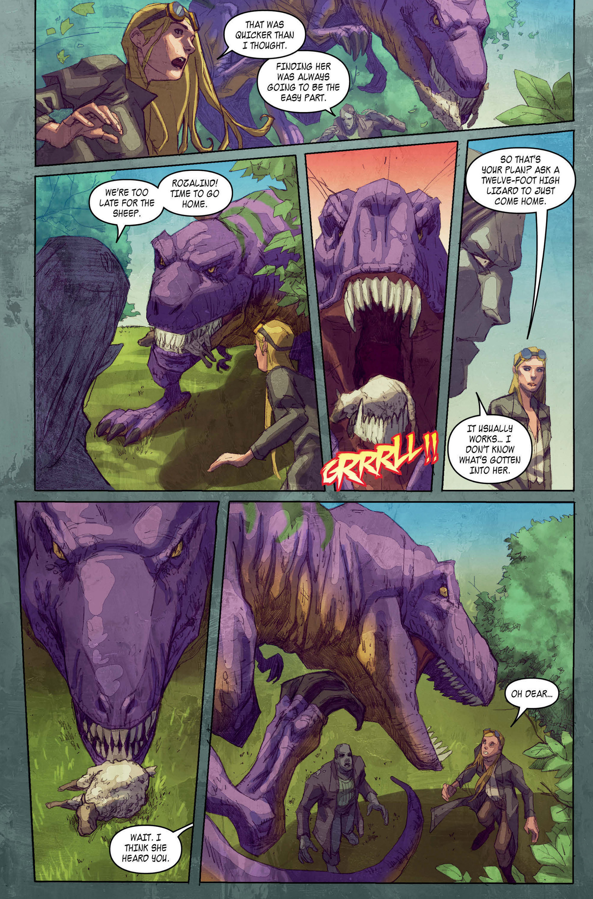 Read online A1 comic -  Issue #4 - 11